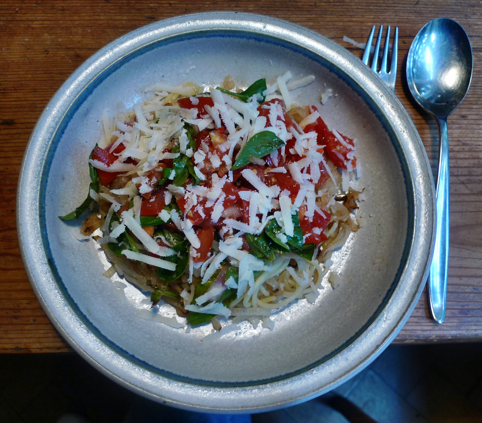 Zucchini Spaghetti,Keka, - 6.9.15 (11)