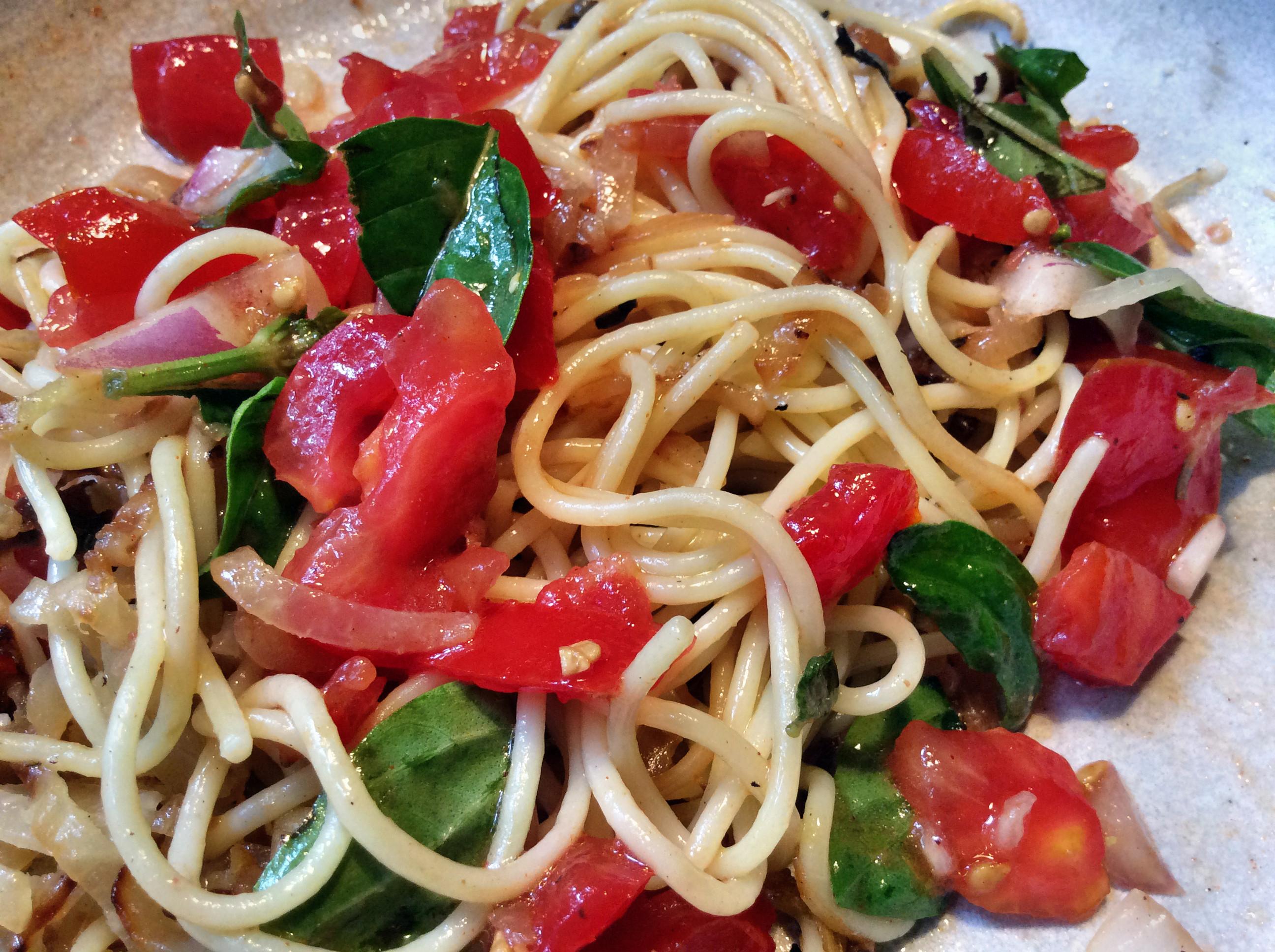 Zucchini Spaghetti,Keka, - 6.9.15 (13)