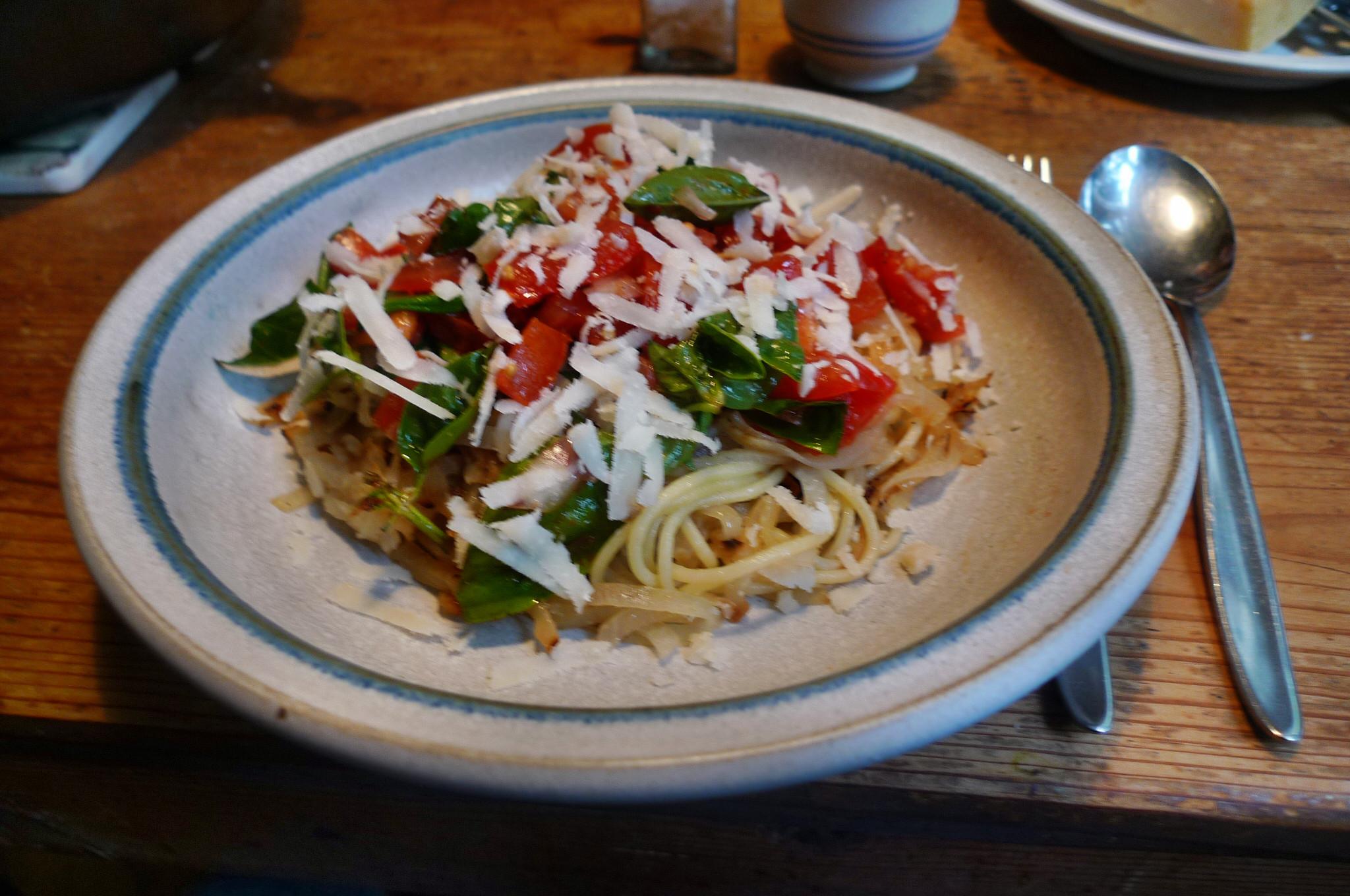 Zucchini Spaghetti,Keka, - 6.9.15 (6)