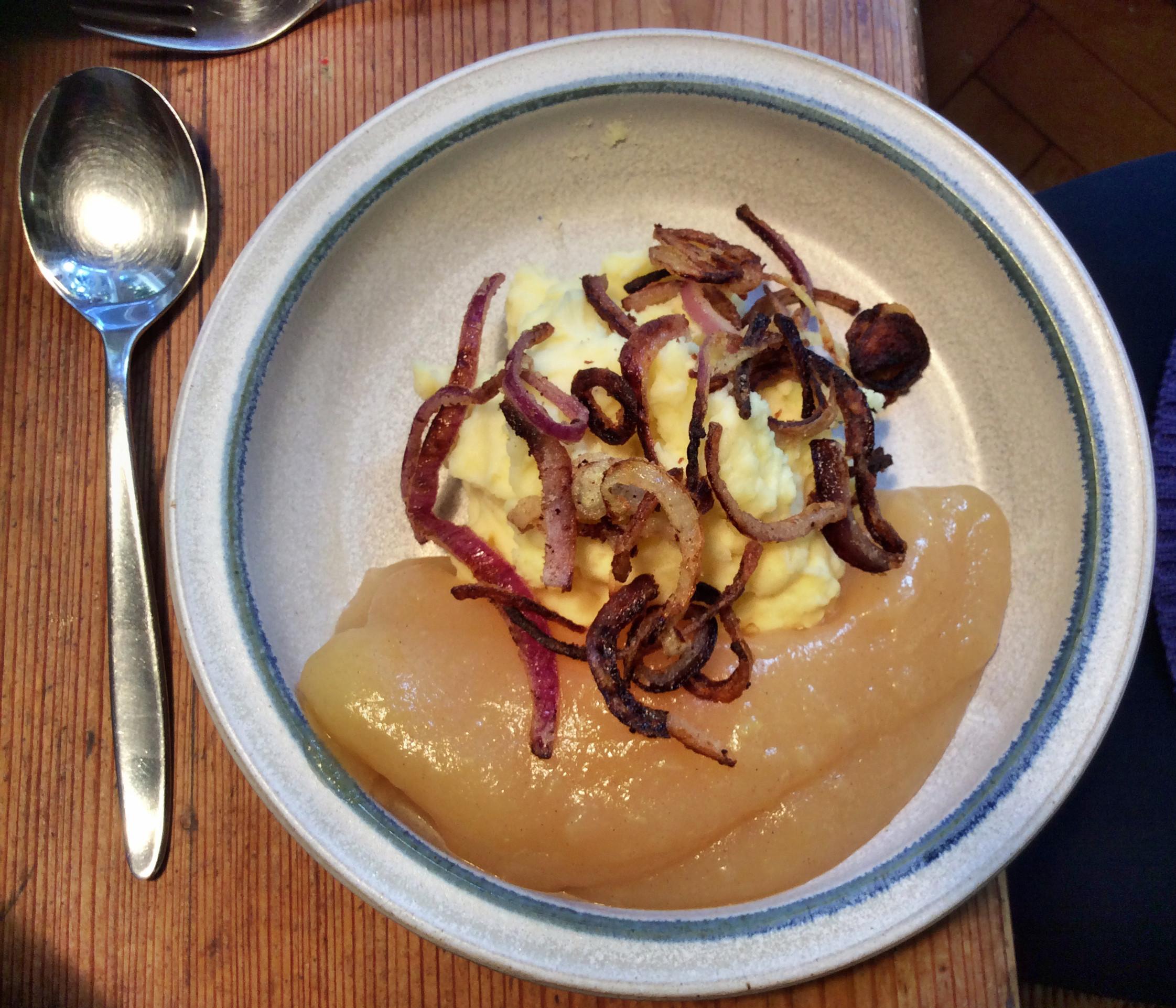 Kartoffelbrei,Apfelmus - 5.10.15   (1)