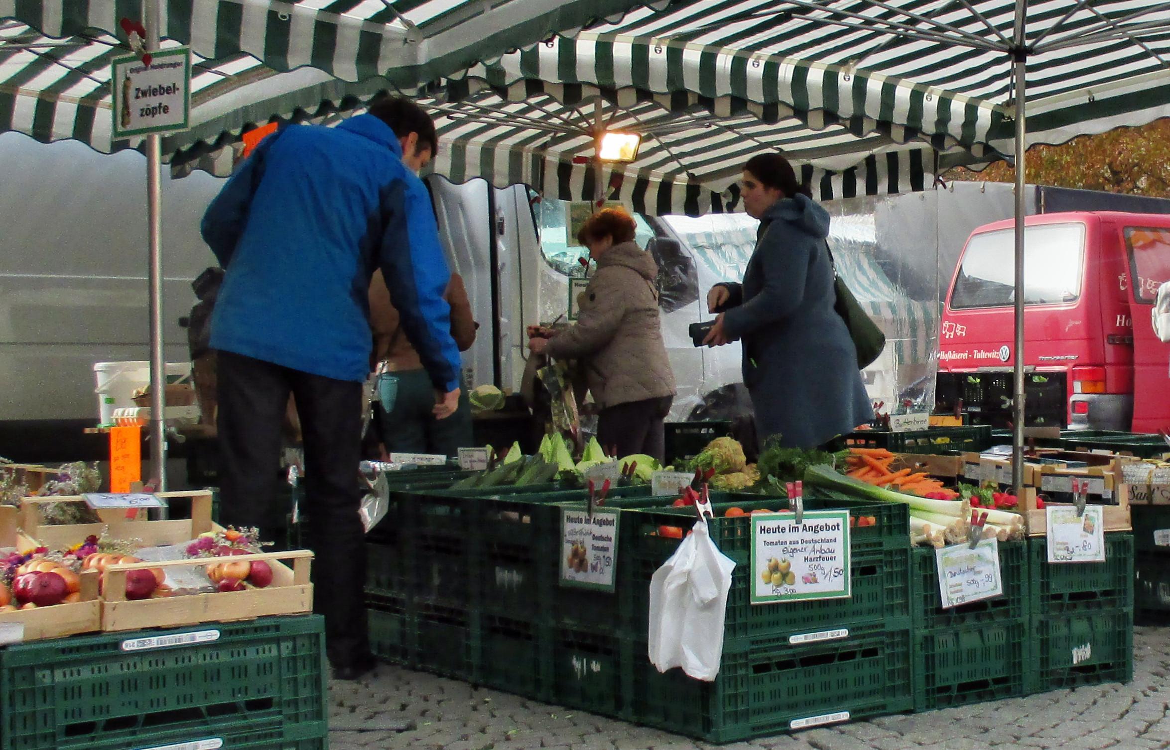 Wochenmarkt Jena -24.10.15   (8)