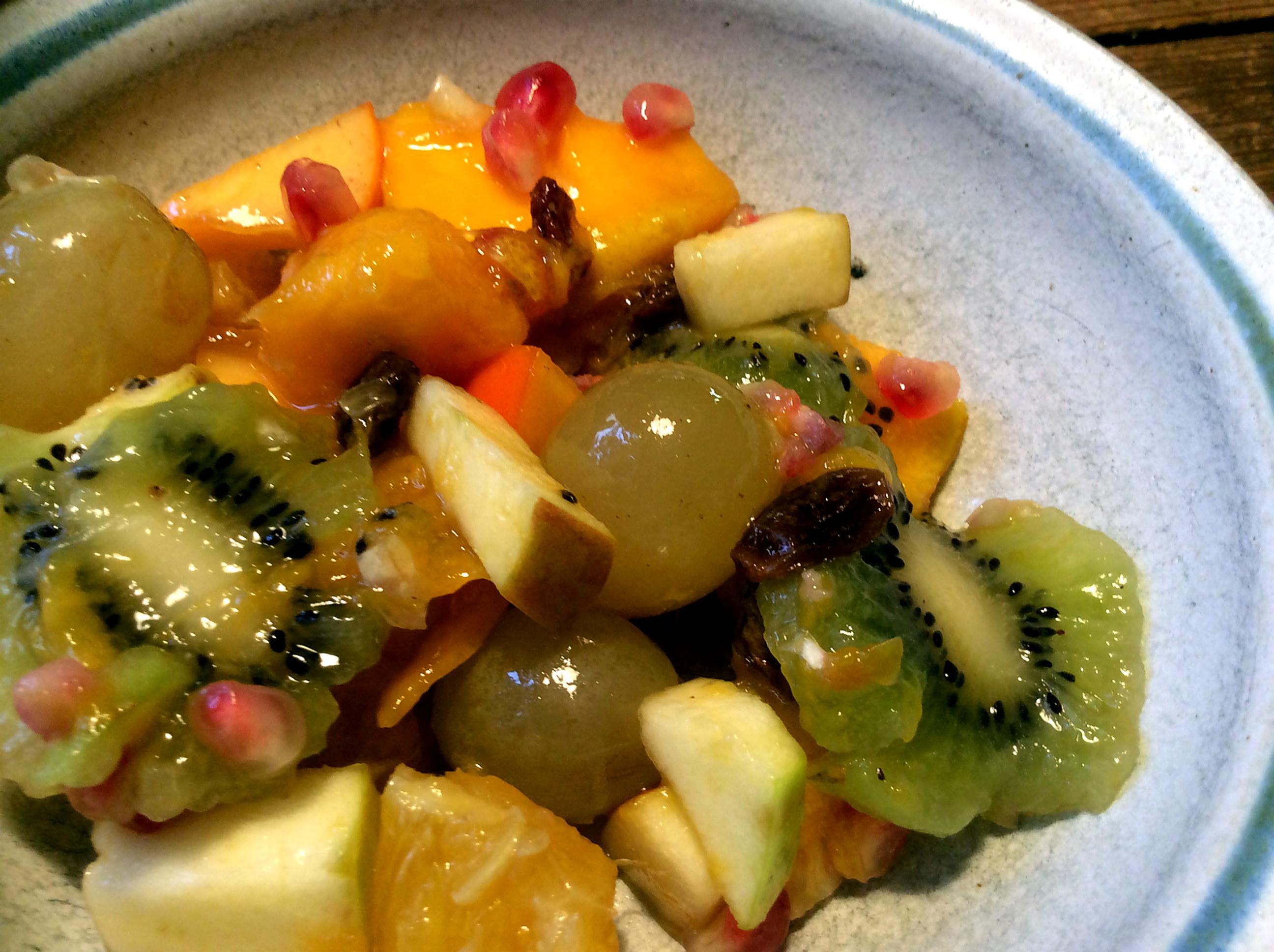 Pfannkuchen ,Pilze,Salat,Obstsalat -21.11.15   (17)