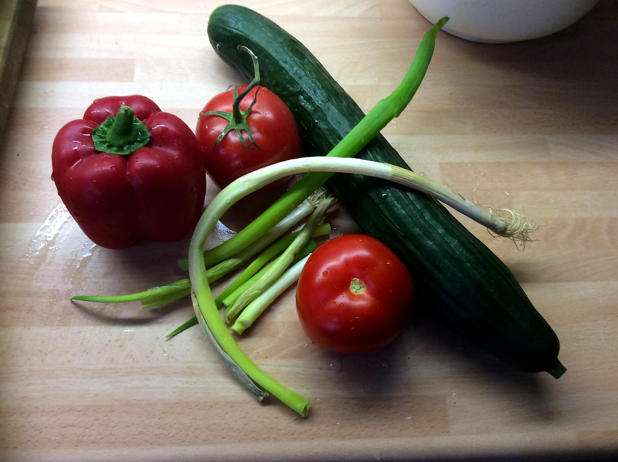 Pfannkuchen ,Pilze,Salat,Obstsalat -21.11.15   (7)