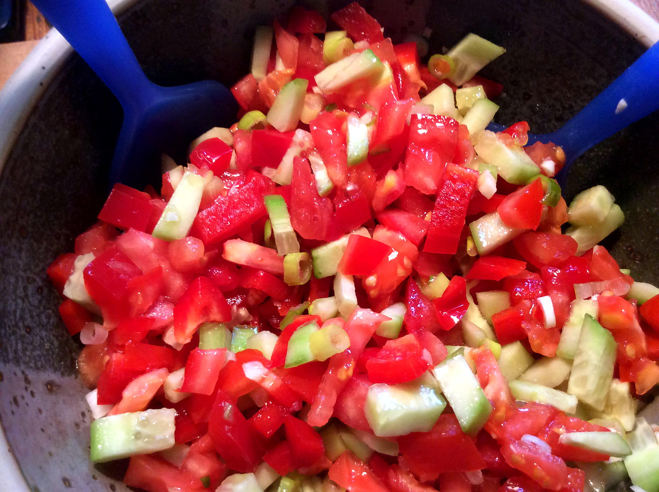 Pfannkuchen ,Pilze,Salat,Obstsalat -21.11.15   (9)