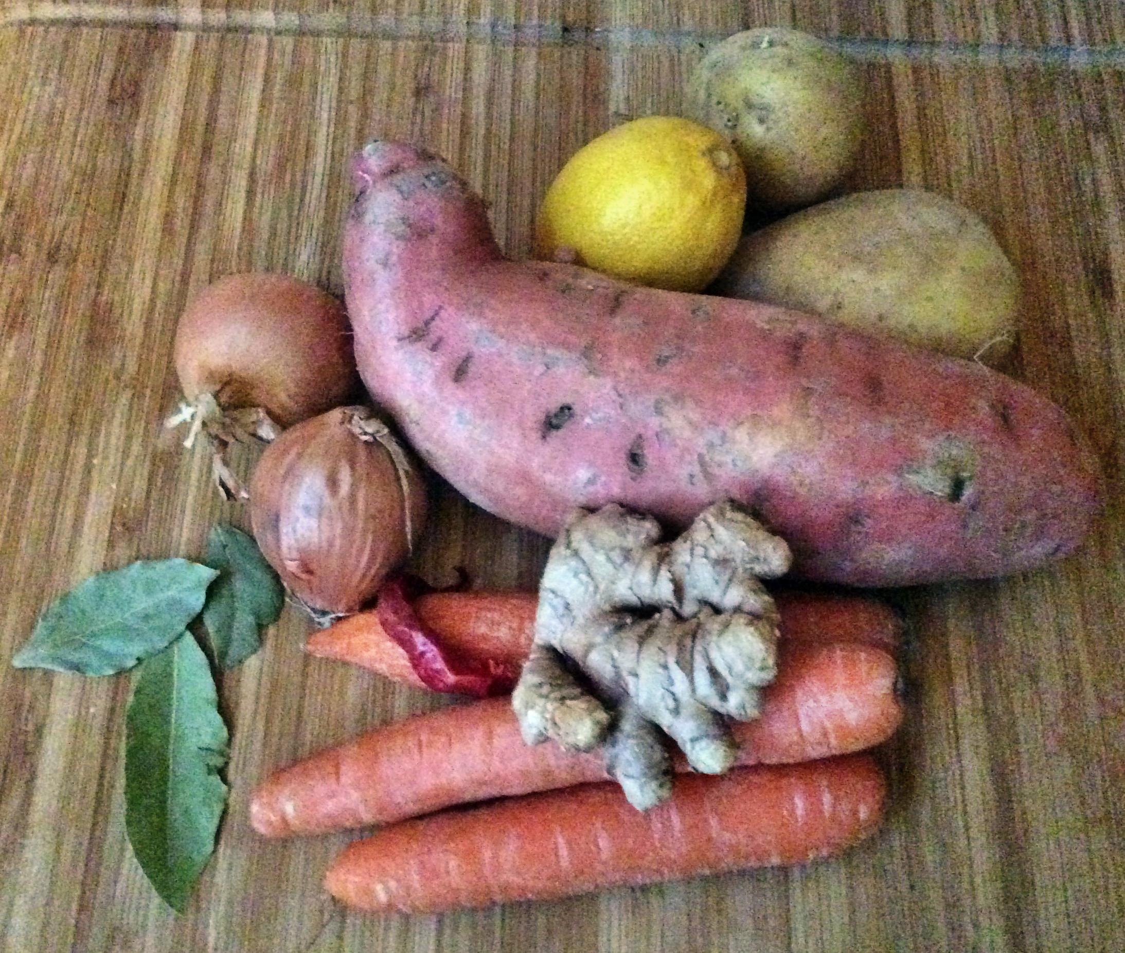 Süßkartoffelsuppe - 25.11.15   (2)