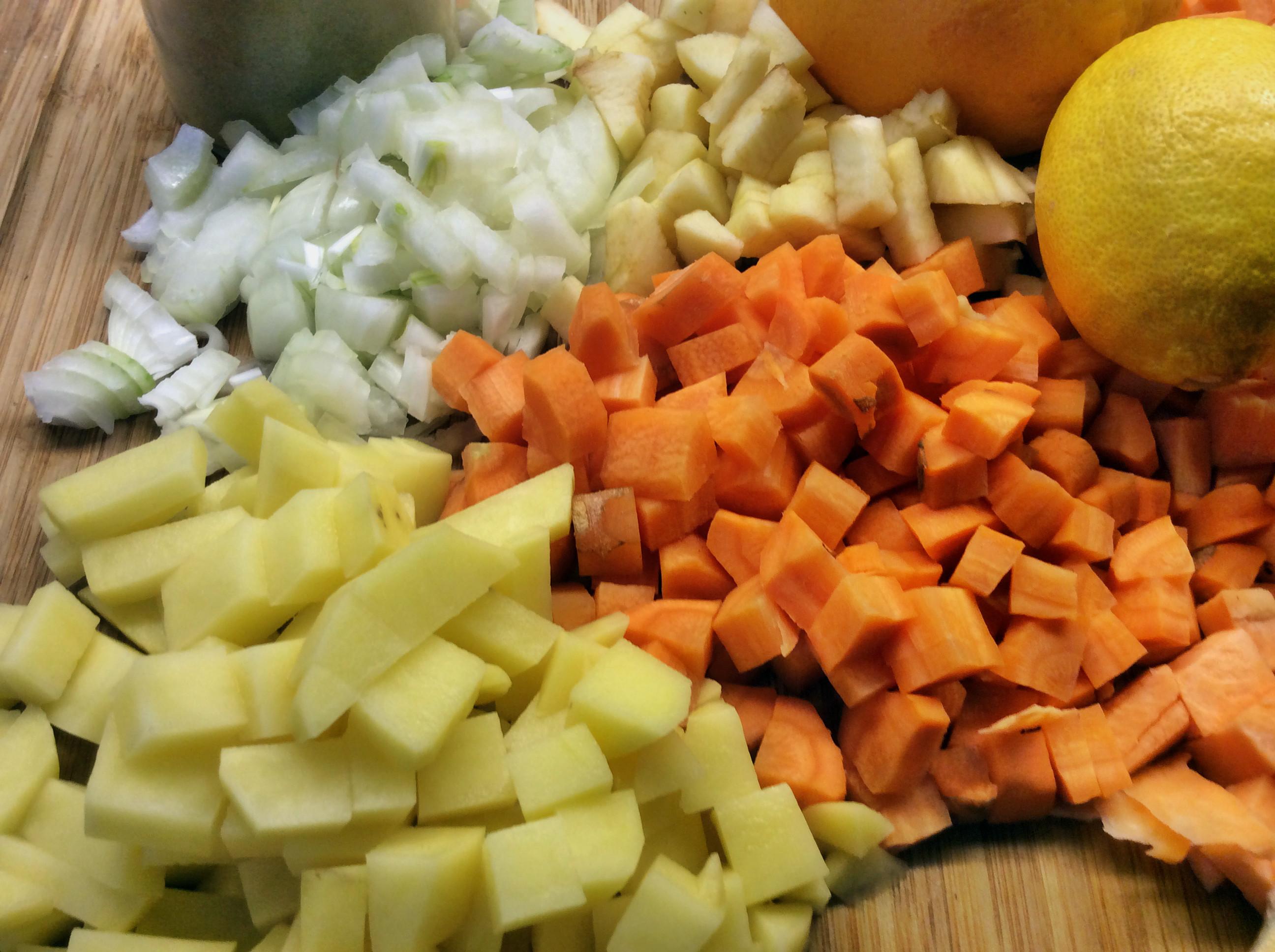 Süßkartoffelsuppe - 25.11.15   (5)