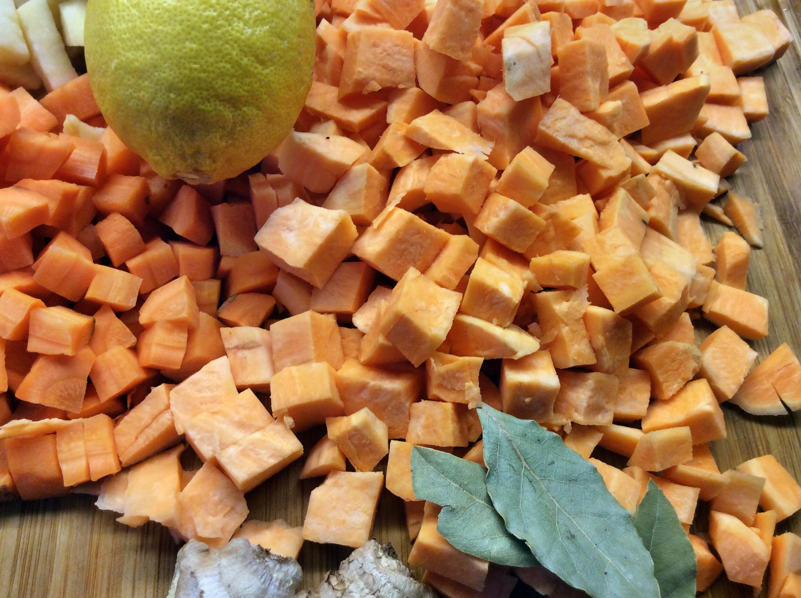 Süßkartoffelsuppe - 25.11.15   (6)