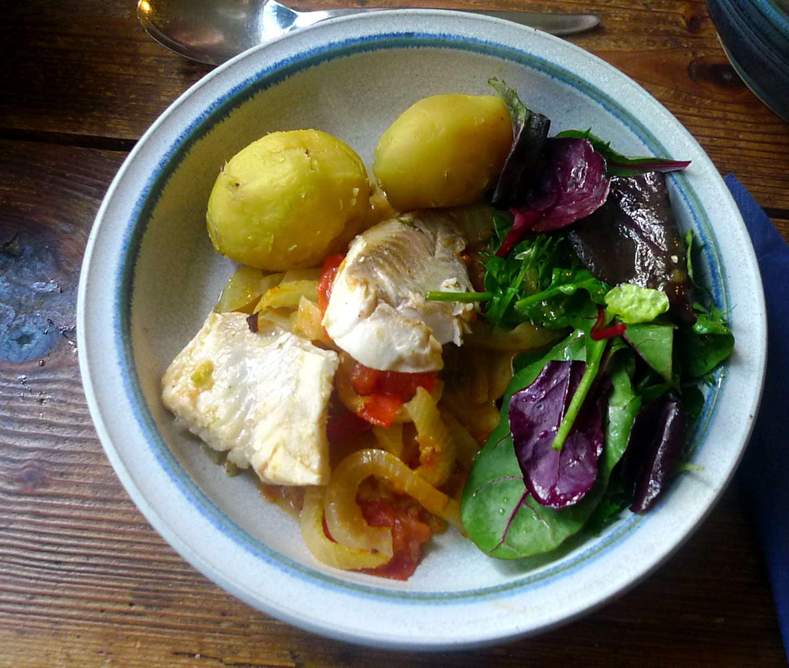 8.2.16 - Rotbarsch,Fenchel,Kartoffel,Salat,pescetarisch (1)