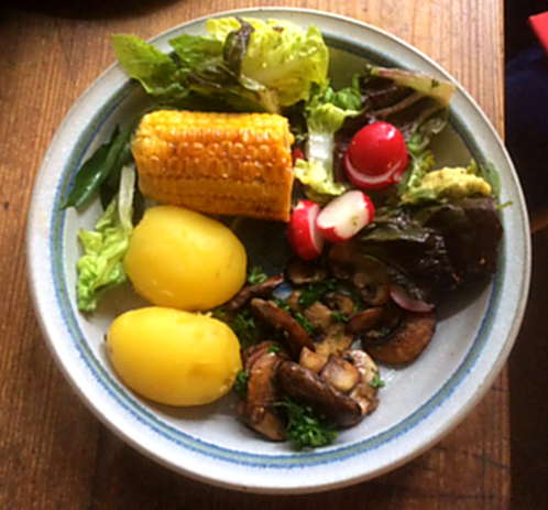 Champignon,Mais,Salat,Kartoffel (11)