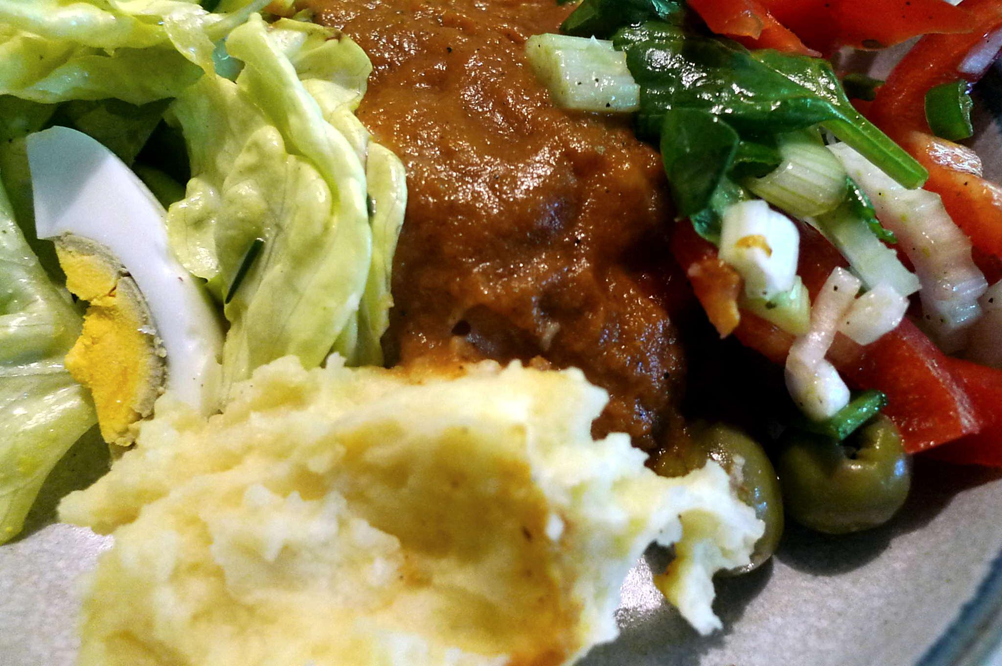 16.5.16 - Kartoffelbrei,Sauce Salte,vegetarisch (11)