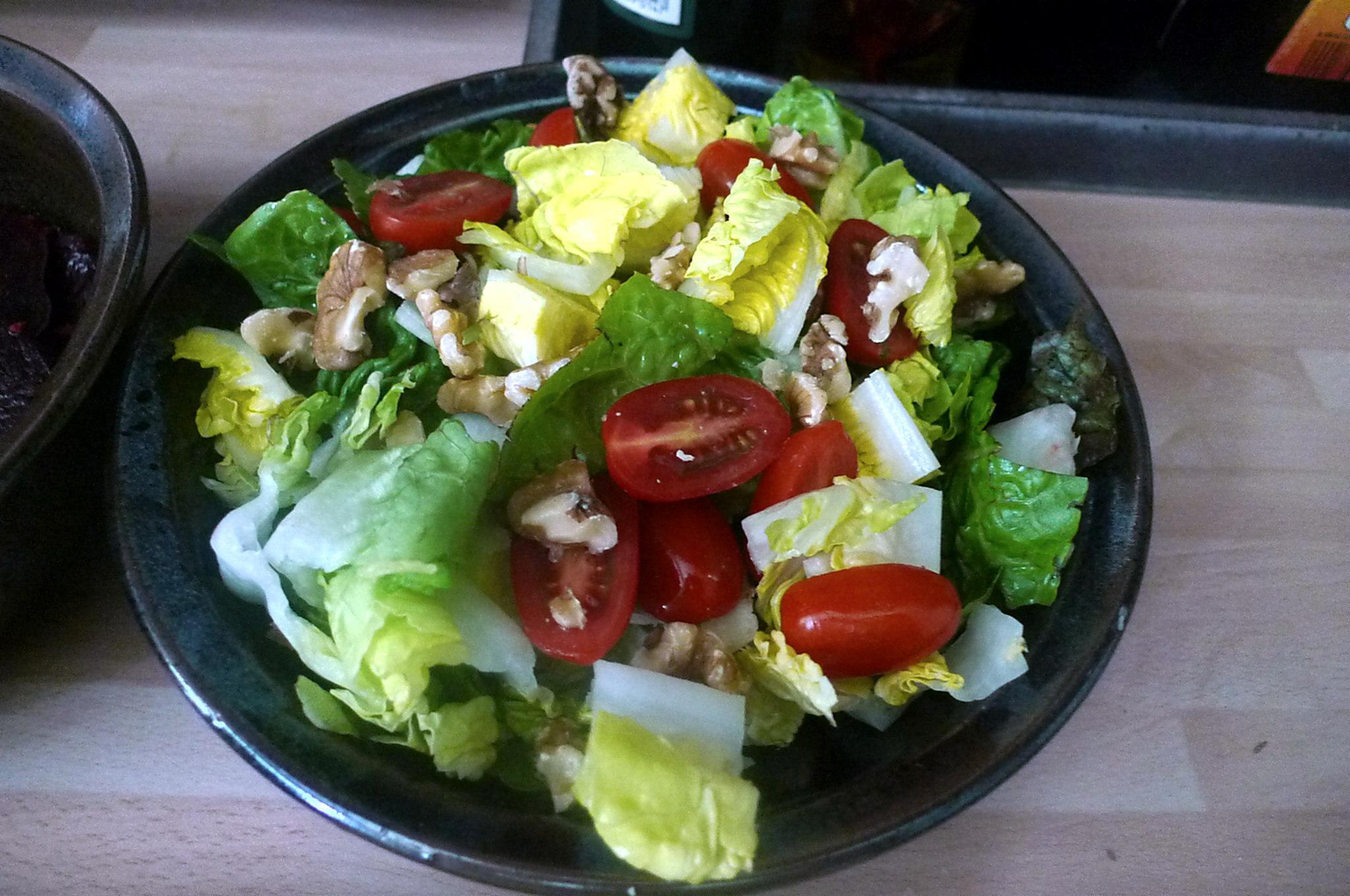 20.6.16 - Salate,Feta,Kartoffeln,Dessert (6)