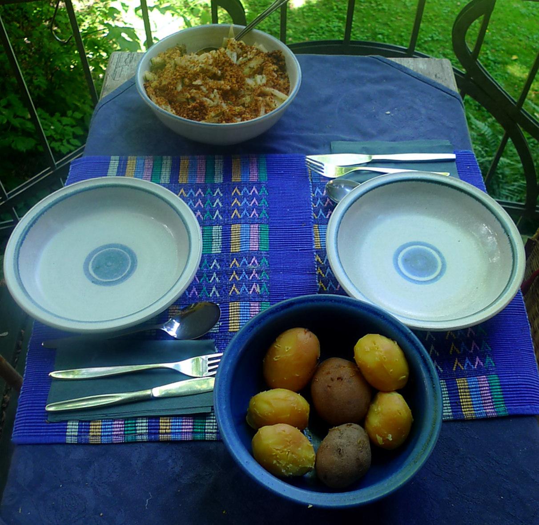 21.6.16 - Kohlrabigemüse,Kartoffeln (8)