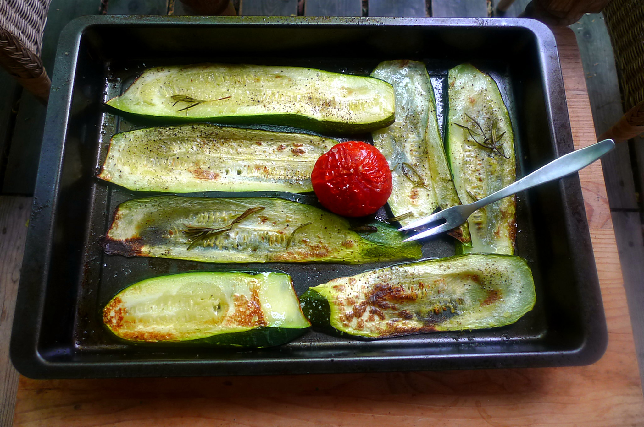 10.7.16 -. Salat,Zucchini,Dip,vegetarisch (7)