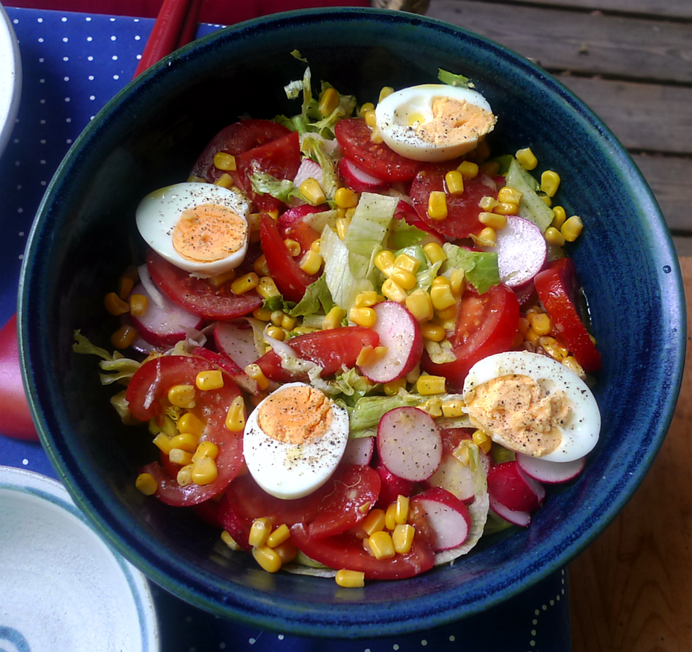 10.7.16 -. Salat,Zucchini,Dip,vegetarisch (8)
