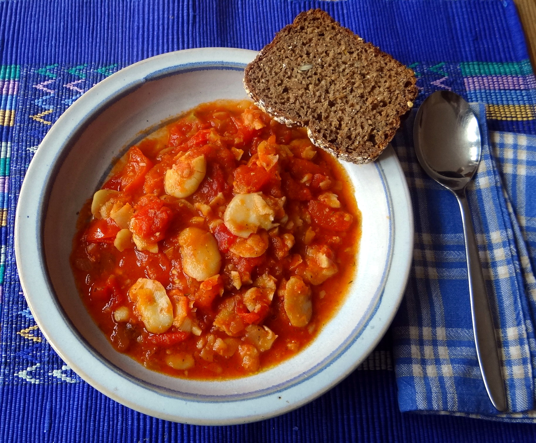 Bohnen in Tomaten (11)