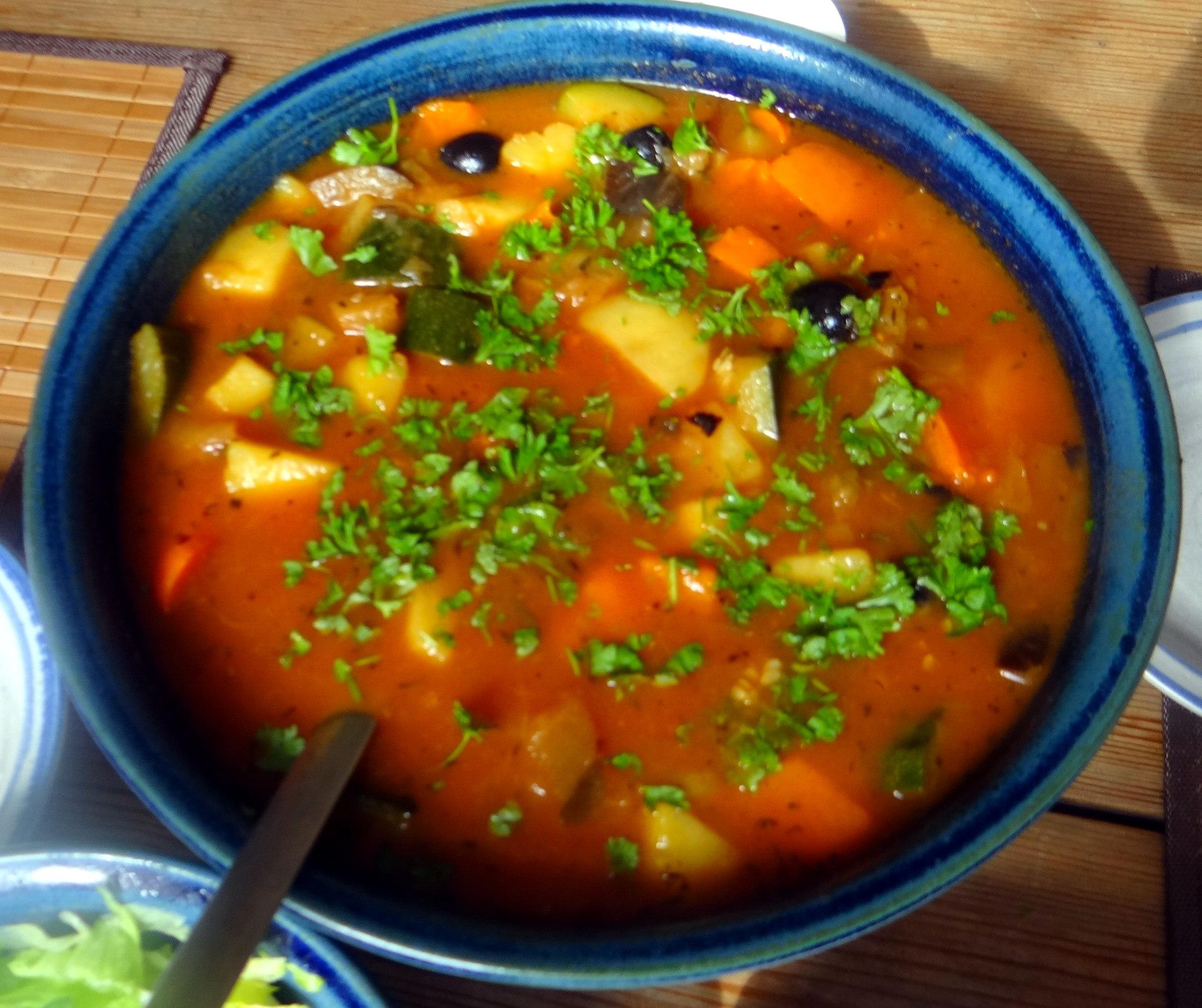 Mediteraner Gemüsetopf (3)