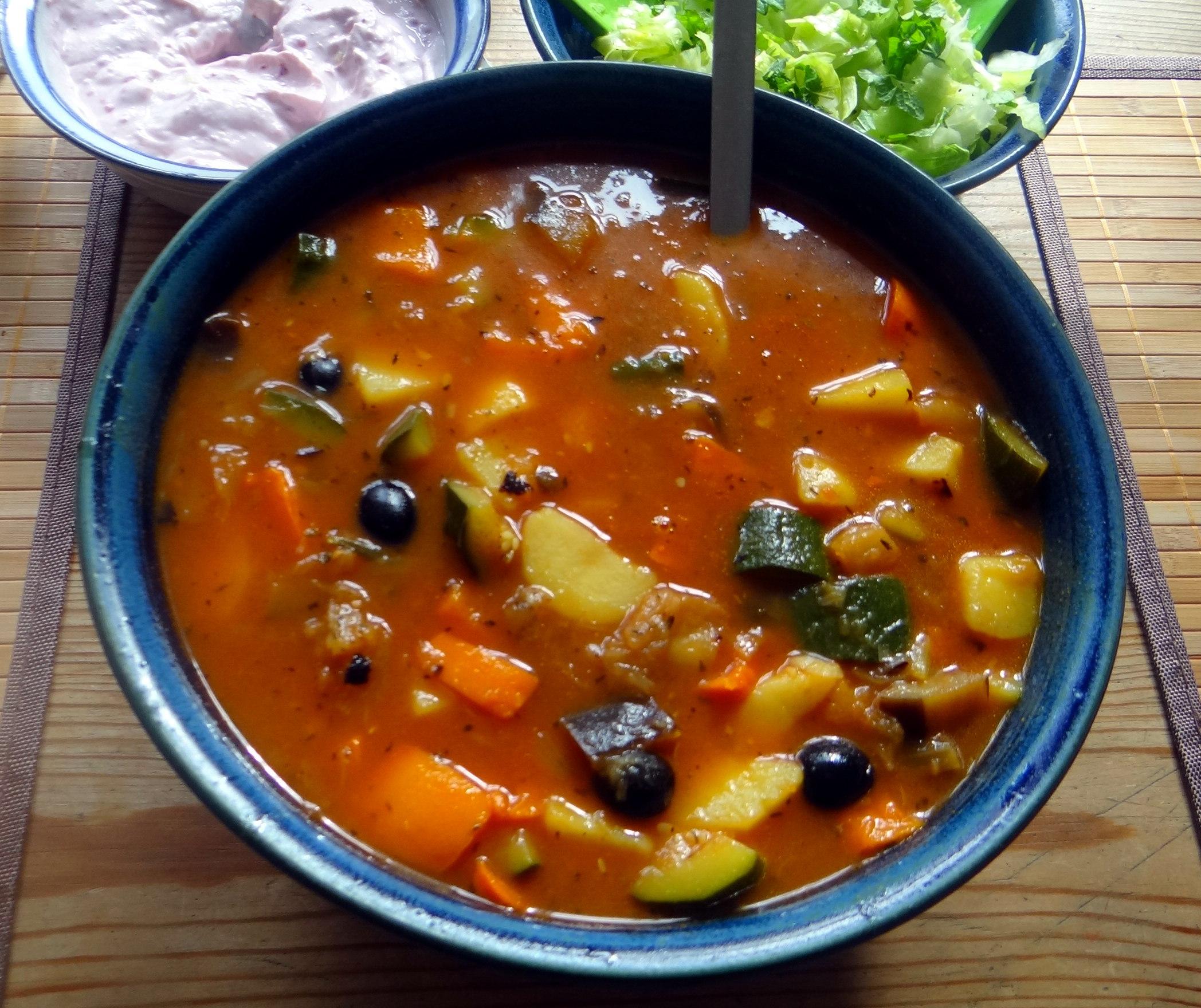 Mediteraner Gemüsetopf (9)