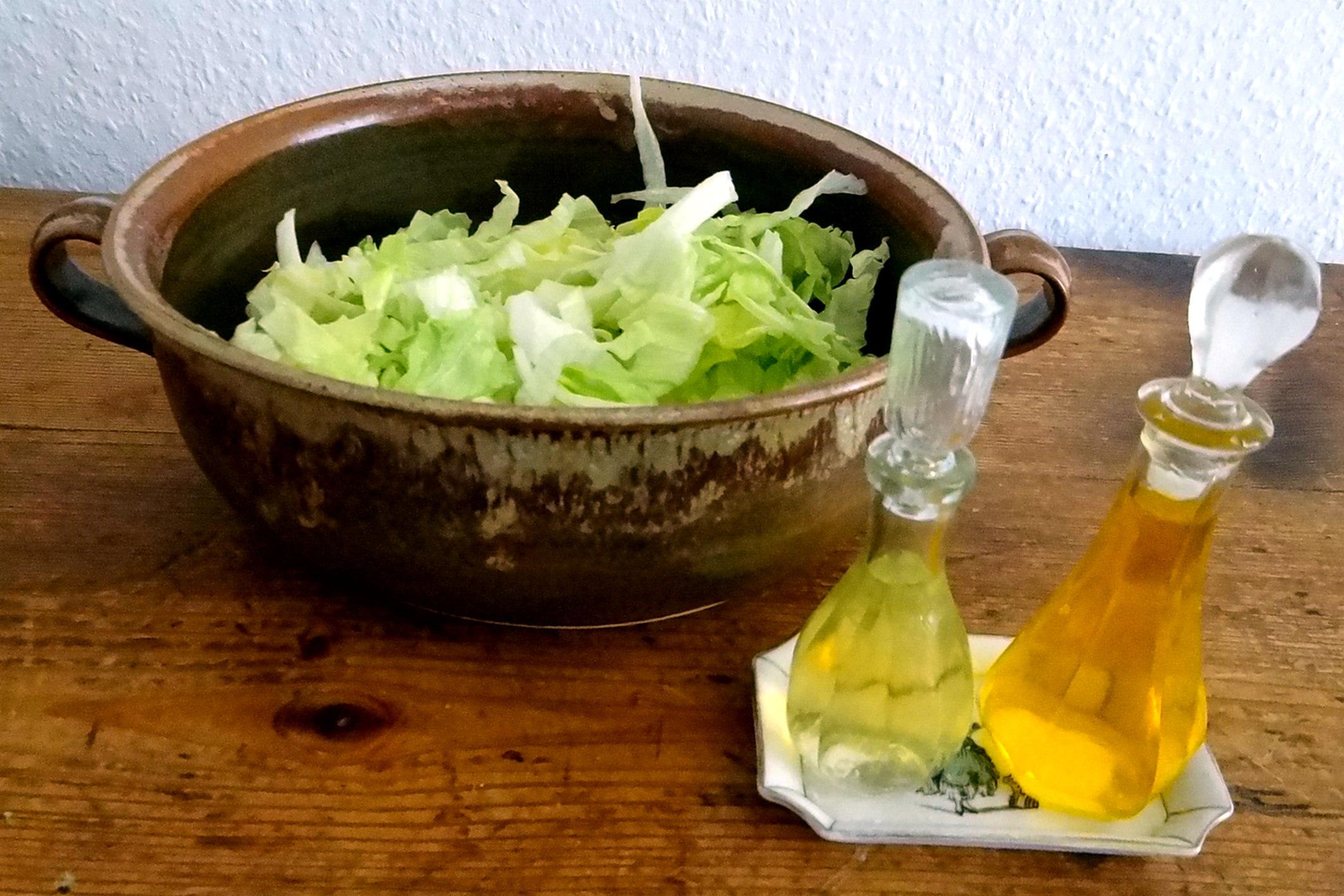 Bohnen,Thunfisch,Sellerie Salat (11)