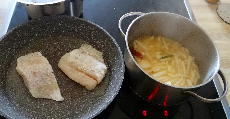 Kabeljau,Mairübchen,Couscous,Mascapone mit Orangensaft,pescetarisch (10)