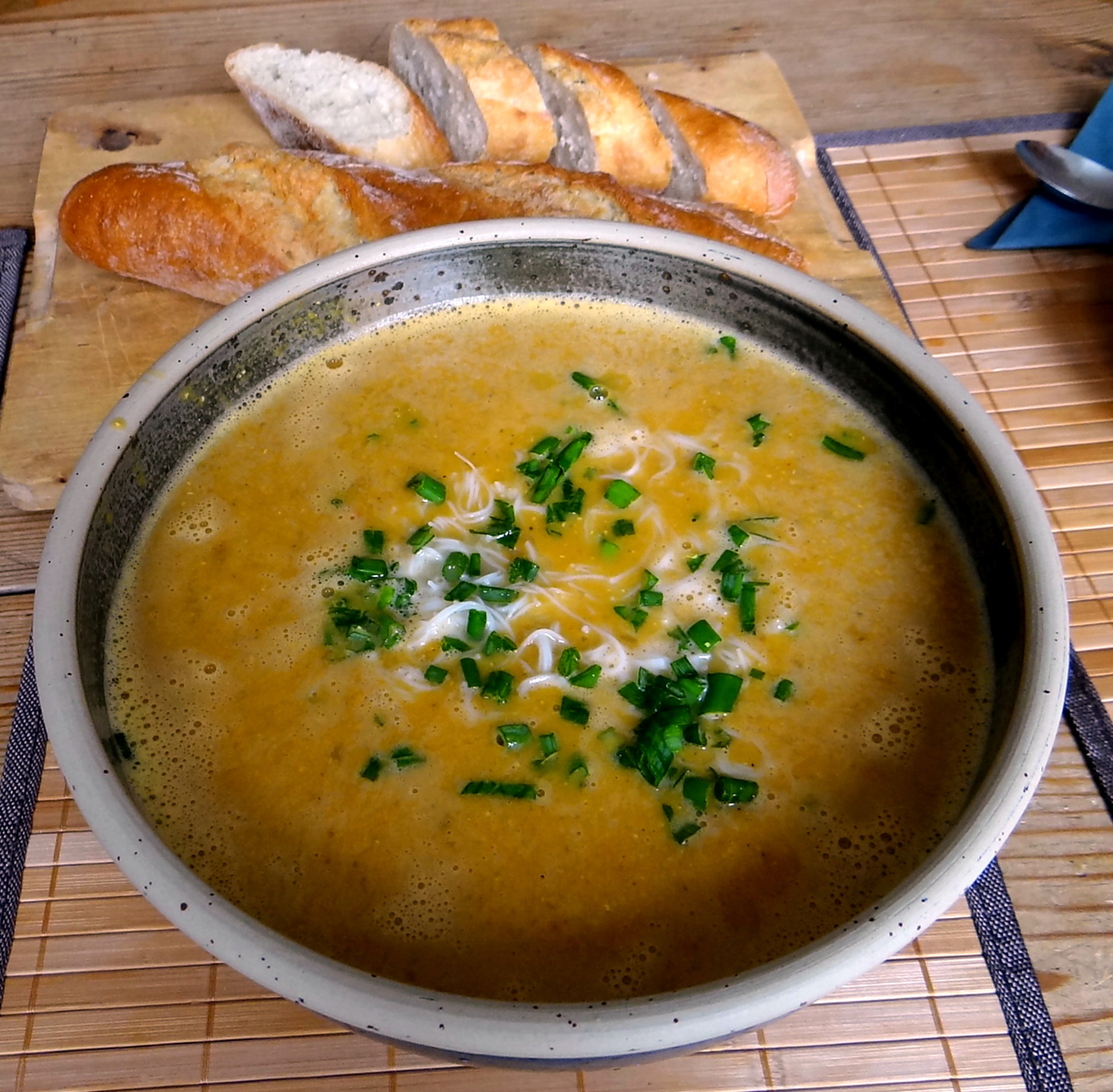 Rote Linsensuppe (3)