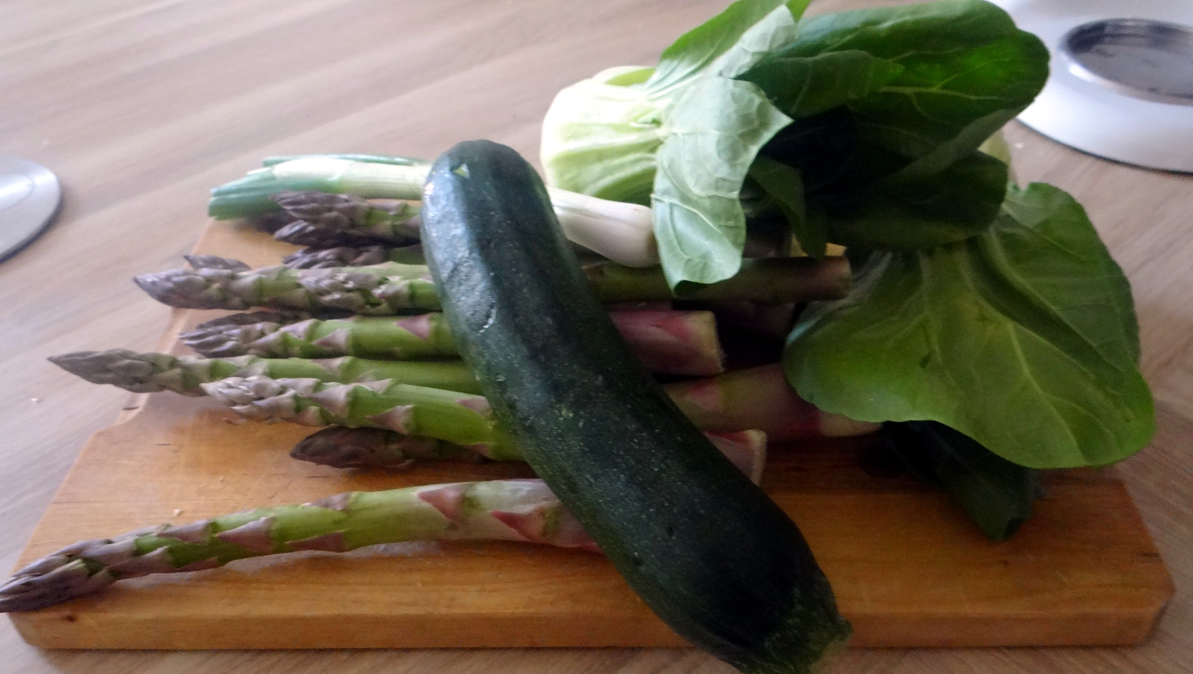 Gemüse Allerlei,Nudel Mix,vegetarisch (4)