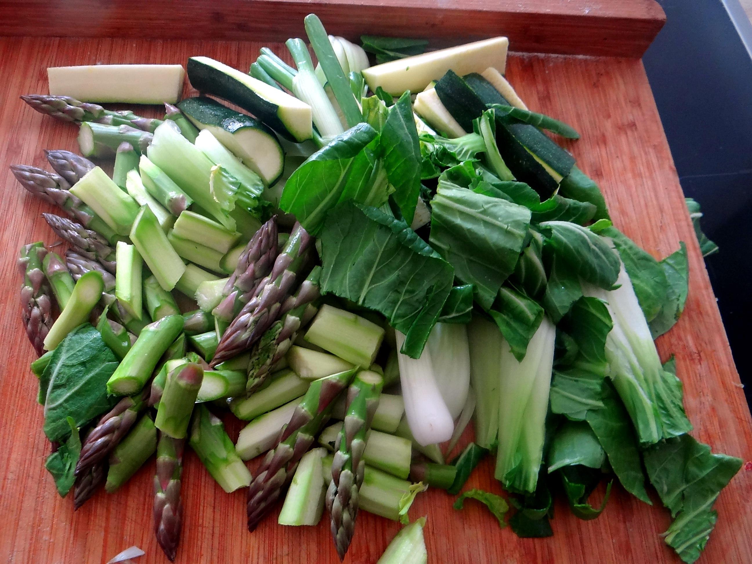 Gemüse Allerlei,Nudel Mix,vegetarisch (9)