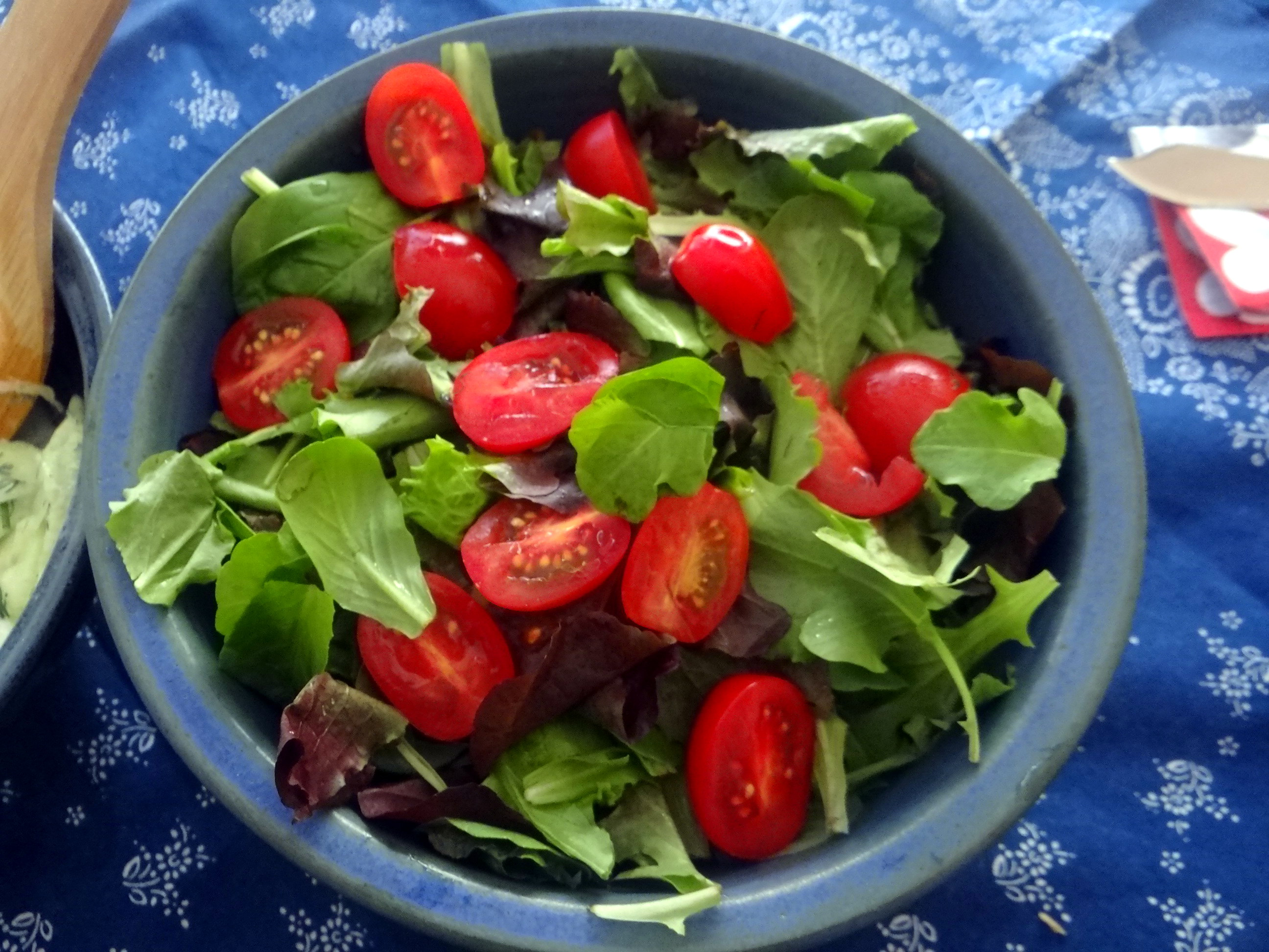Kabeljau,Salate,Ofenkartoffeln (9)