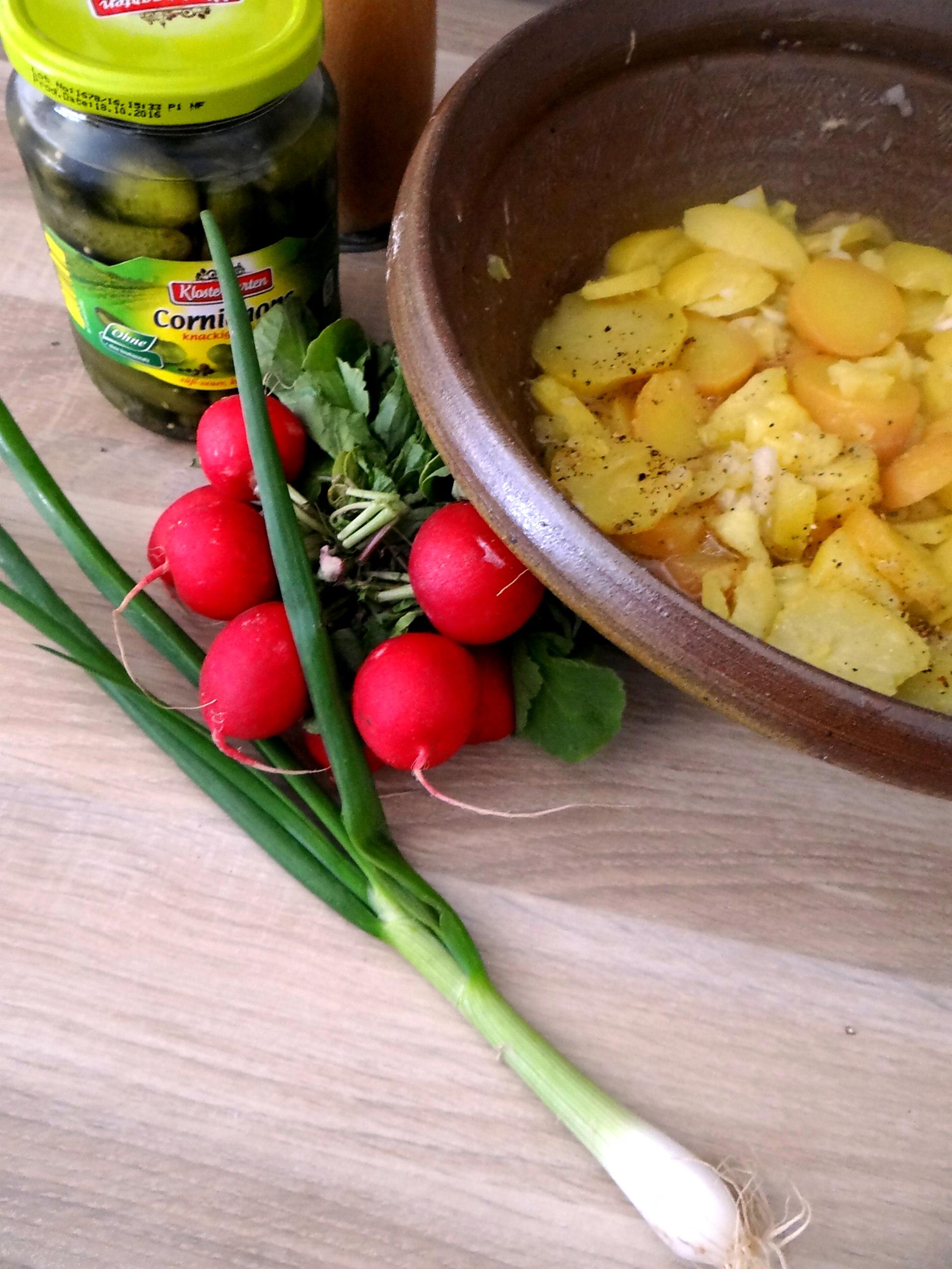 Kabeljau,Schwäbischer Kartoffelsalat (5)