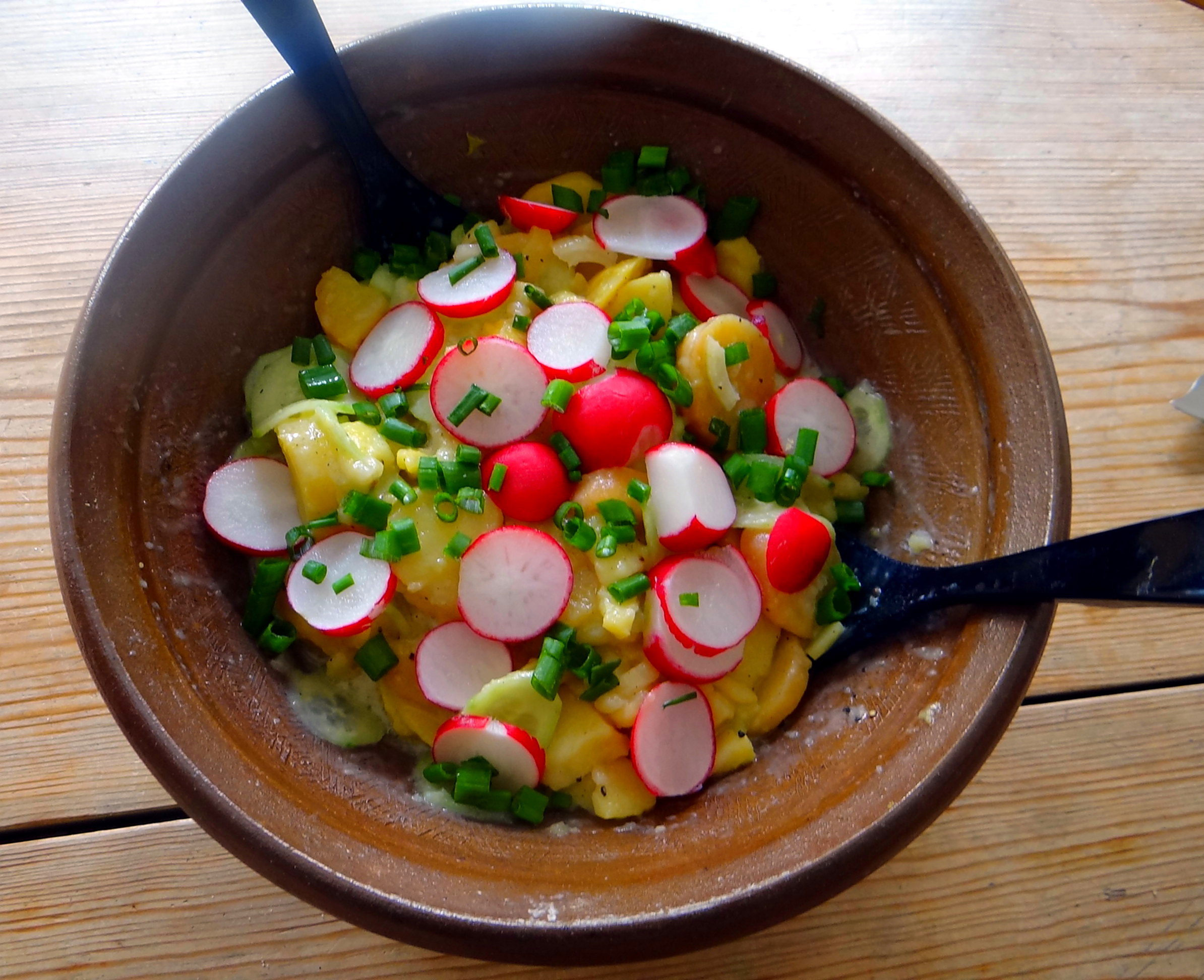 Kabeljau,Schwäbischer Kartoffelsalat (7)