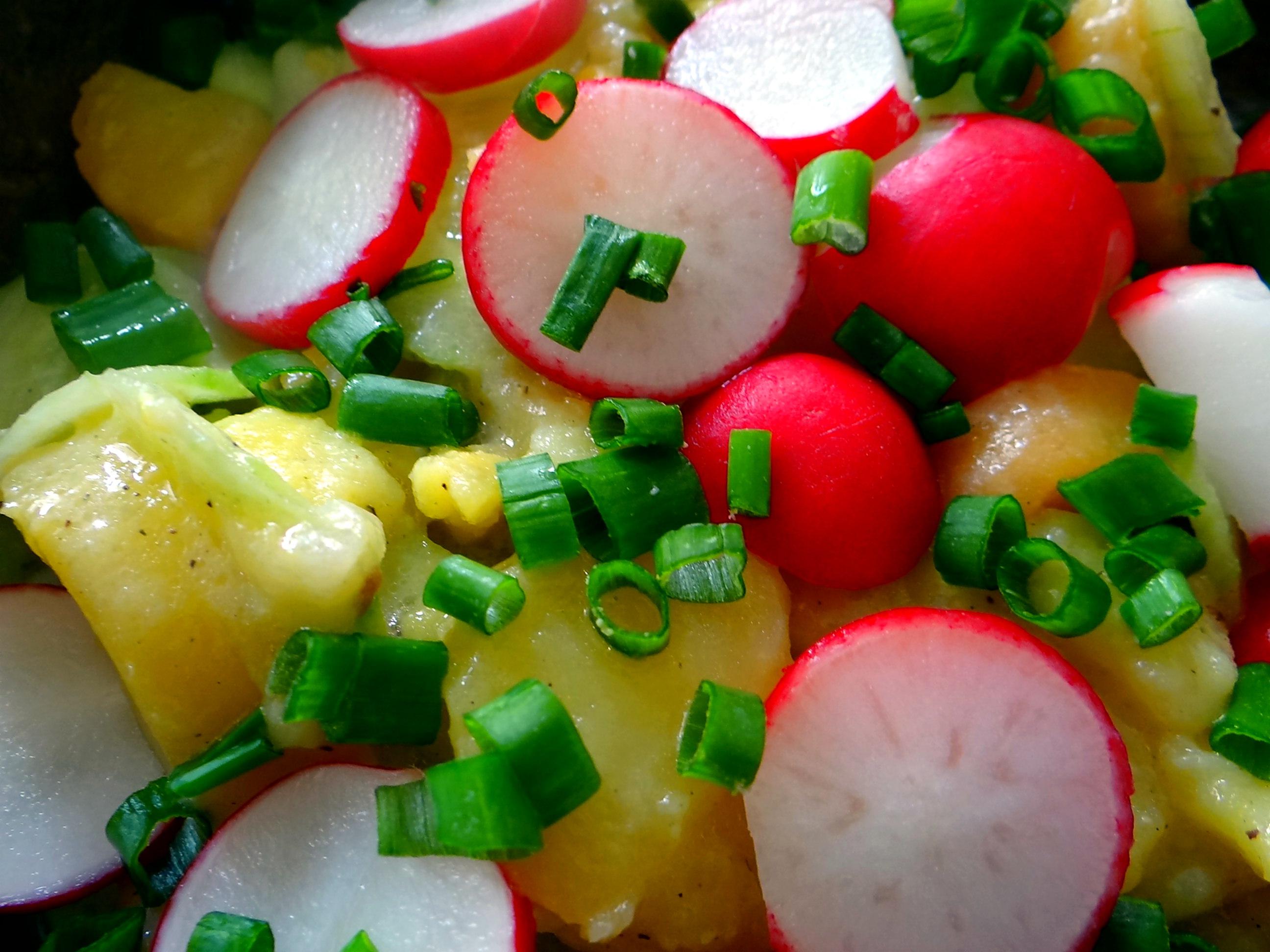 Kabeljau,Schwäbischer Kartoffelsalat (9)