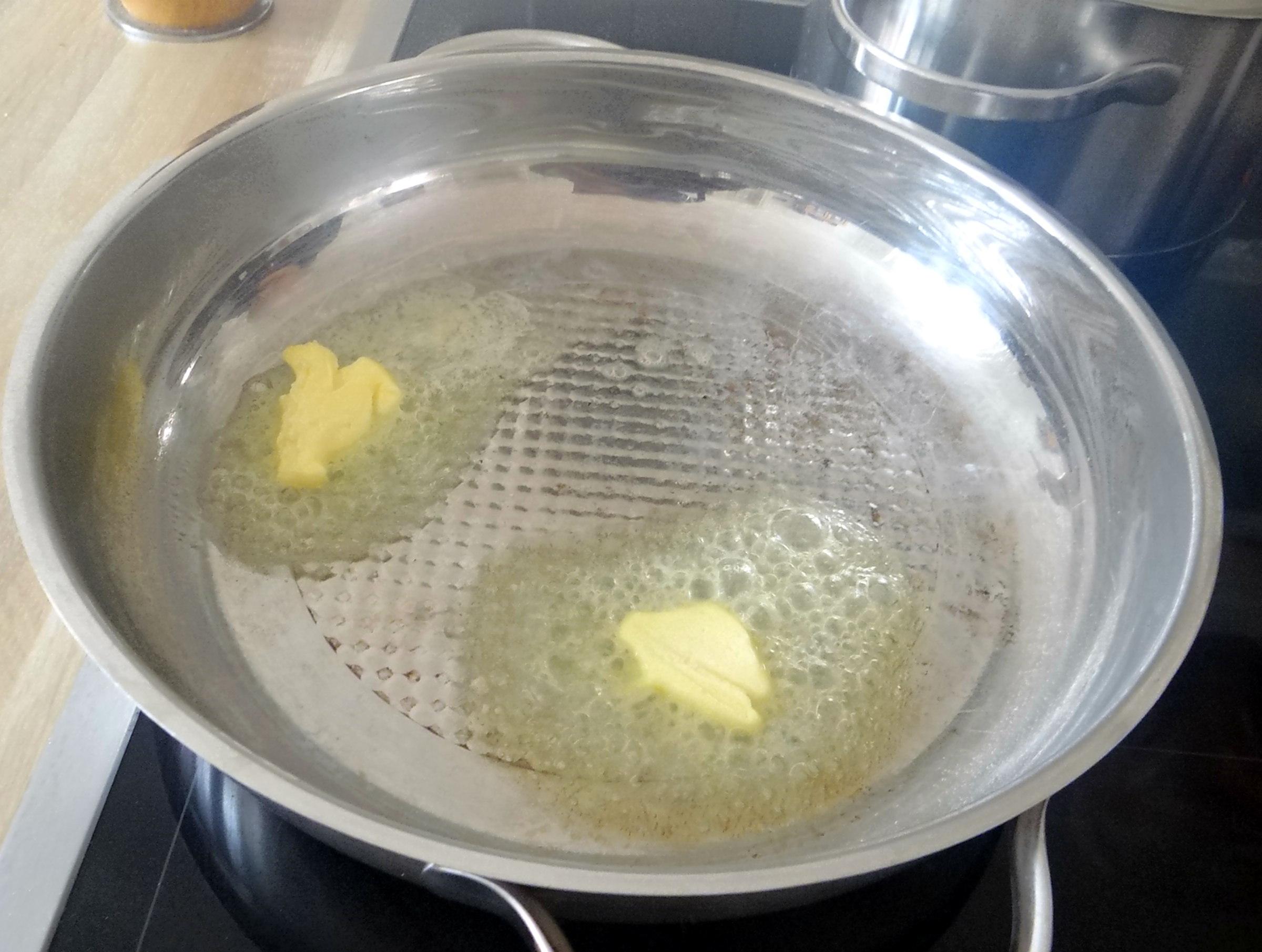 Linguine mit Gorgonzola Sauce (2e) (1)