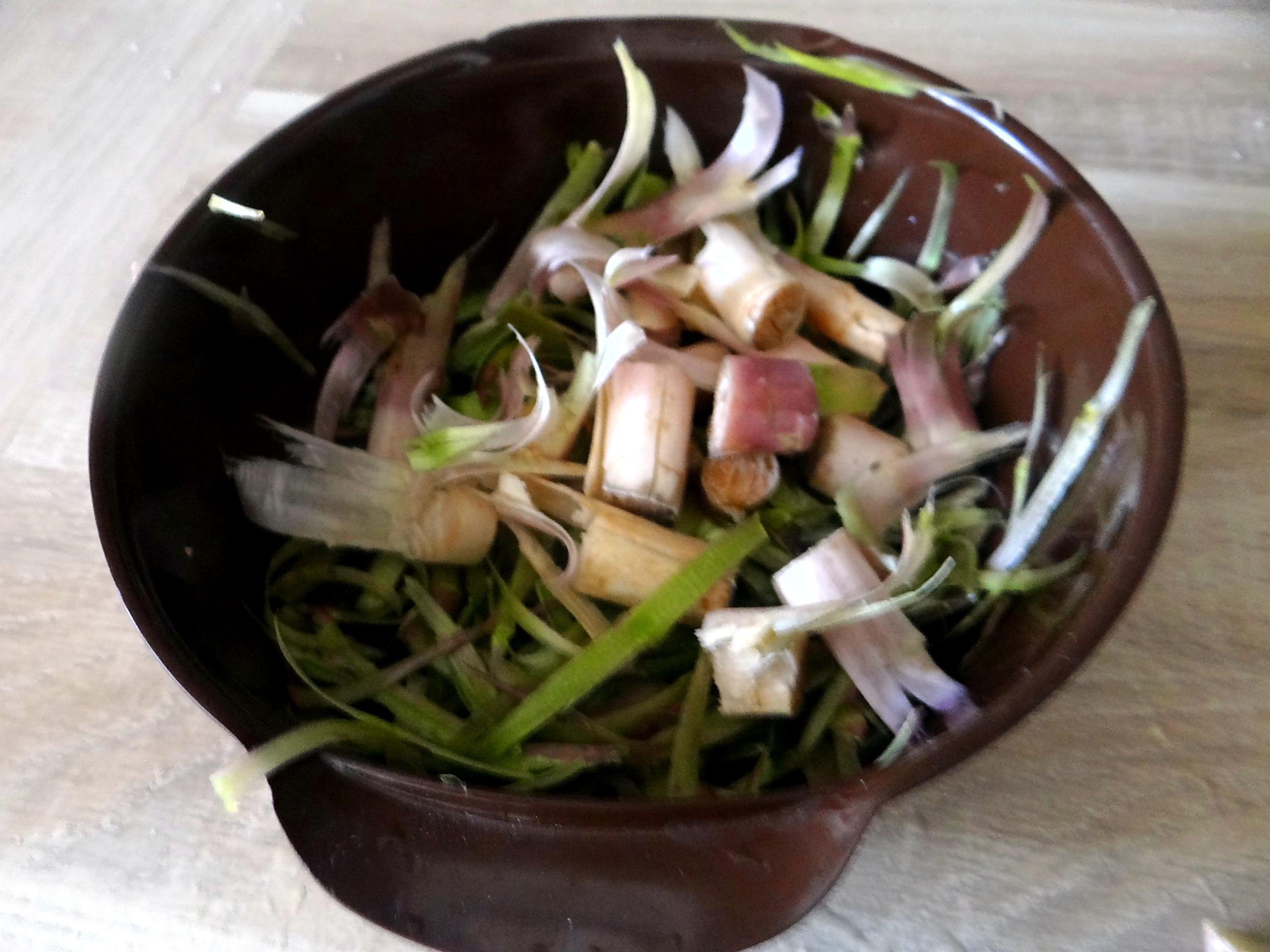 Quiche mit Spargel,Rharbarberkompott (3)