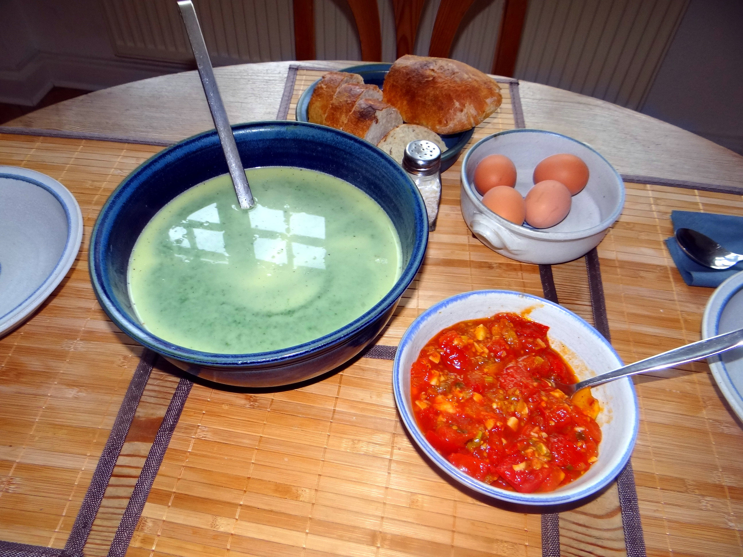 Brennessel-Tomatensuppe (3)
