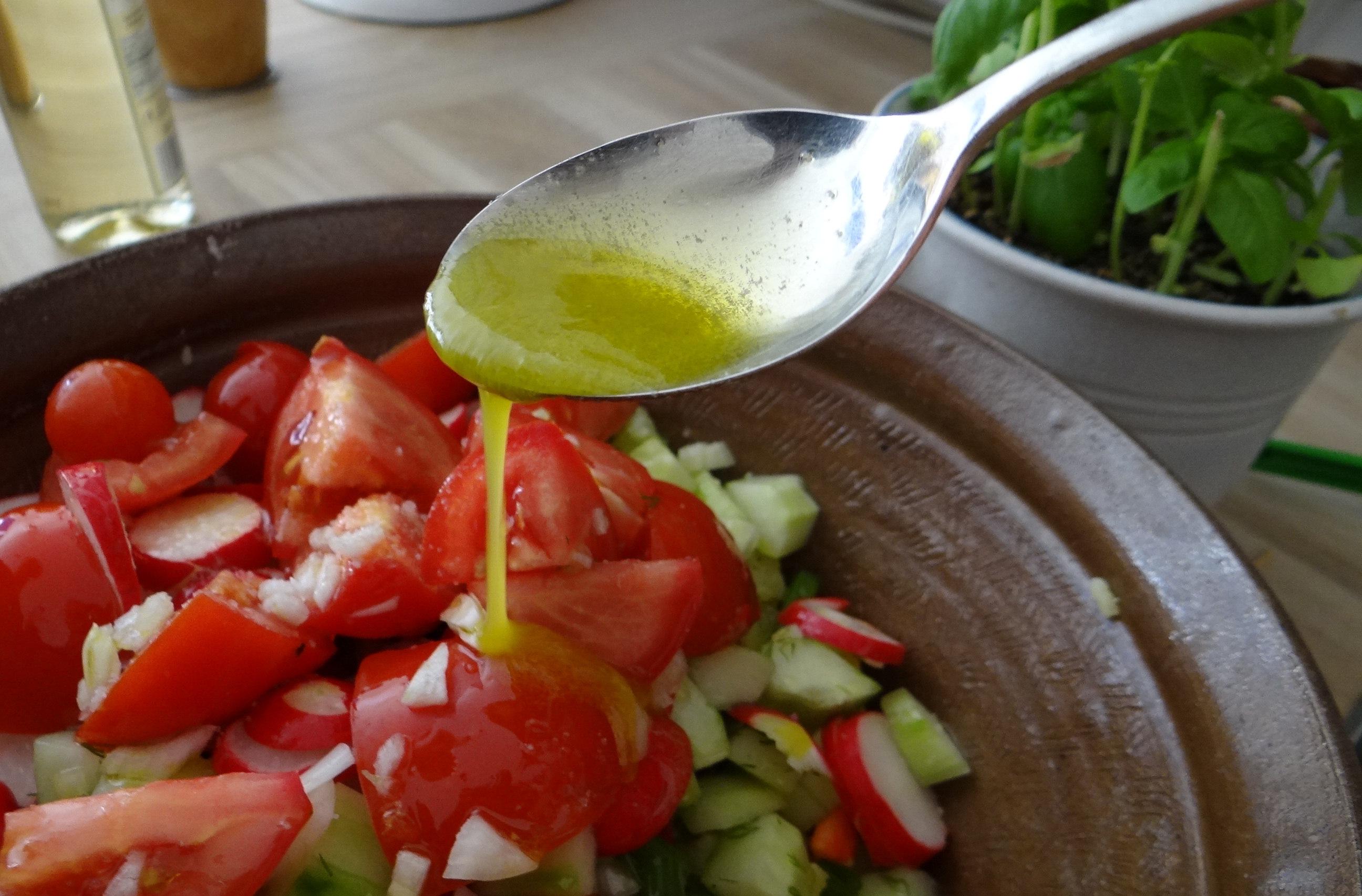 Mediterraner Kartoffelsalat,Bratwurst (10)