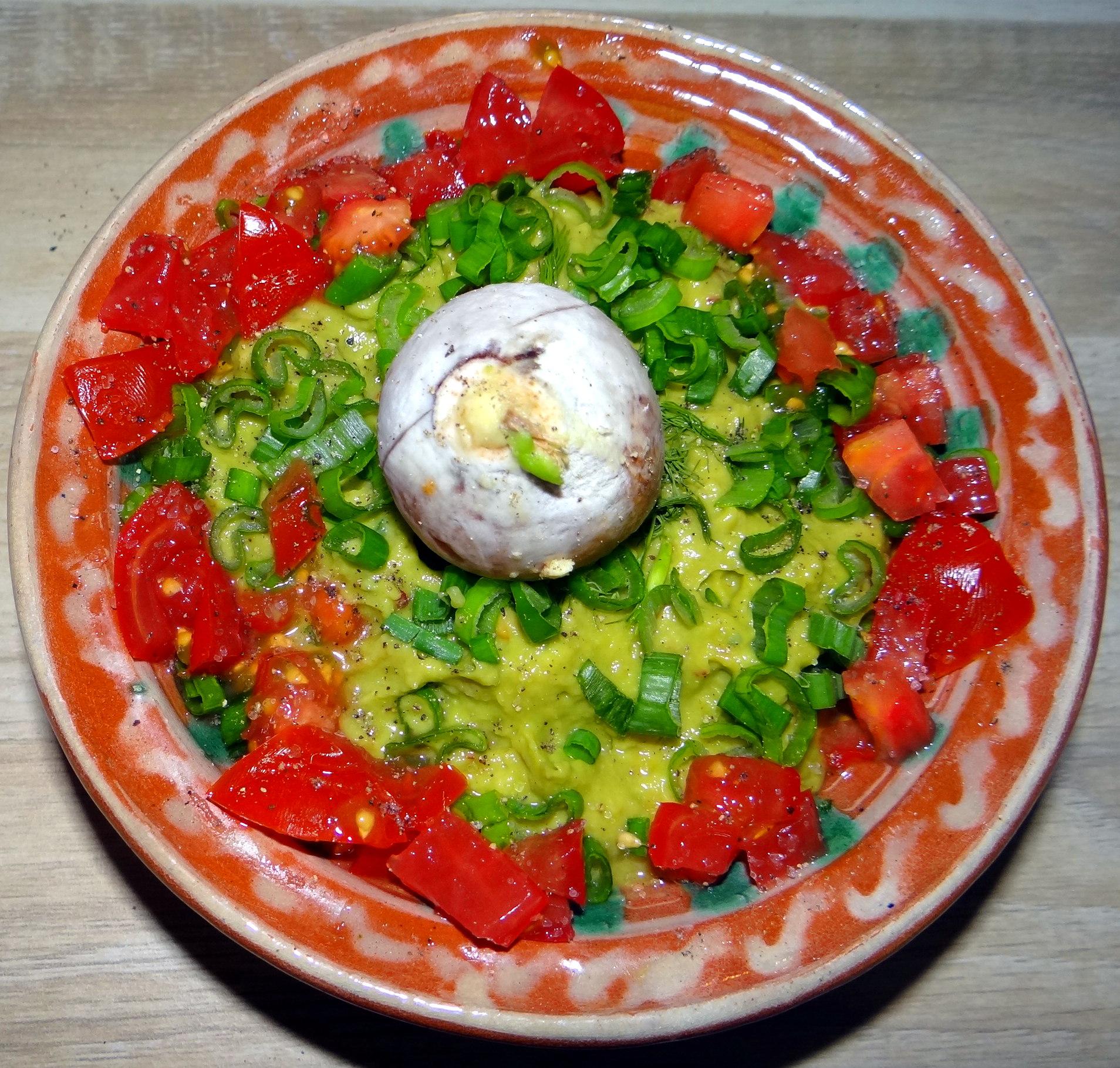 Tomaten Sugo,Couscous,Papardelle,Guacamole (10)