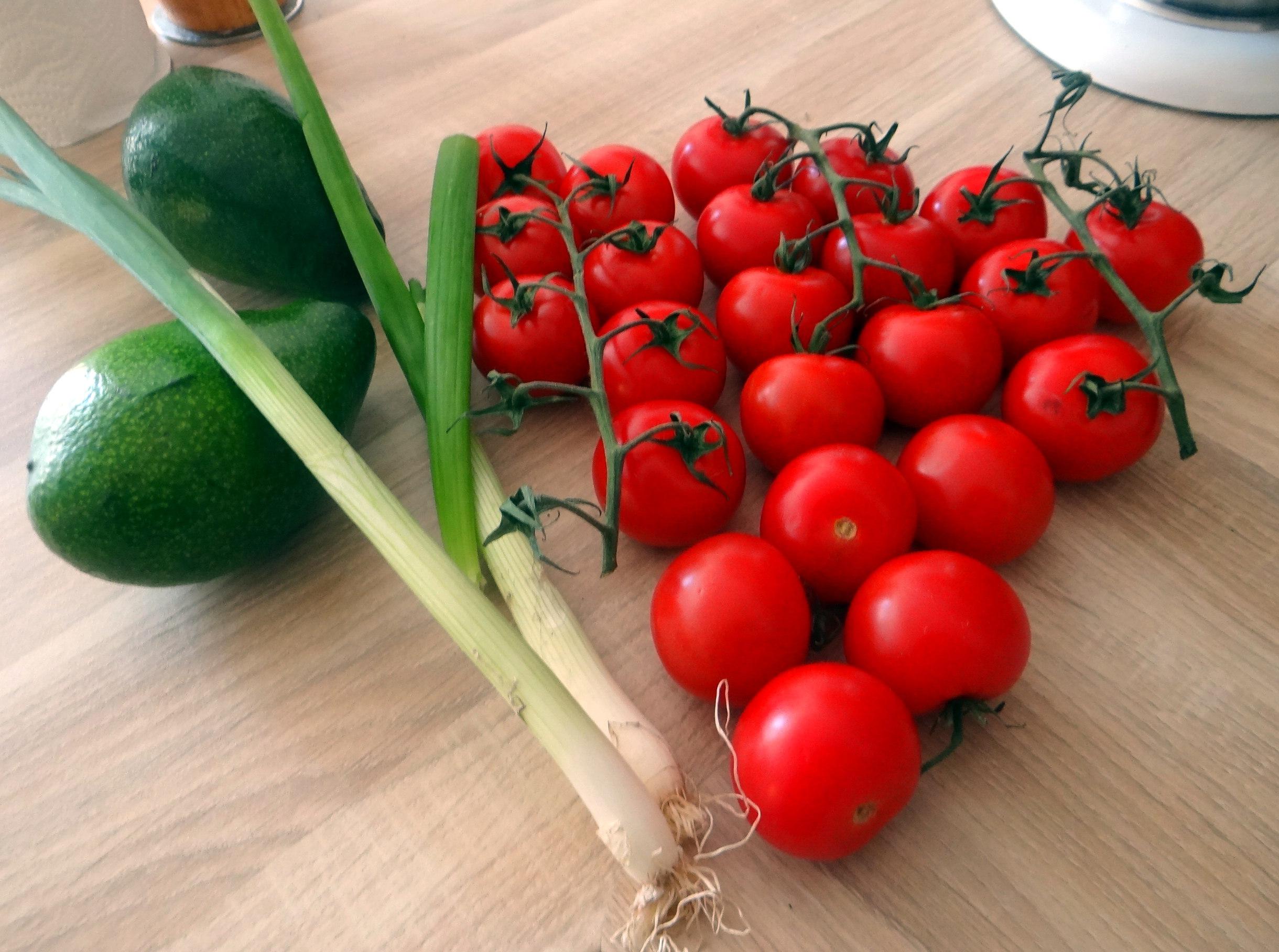 Tomaten Sugo,Couscous,Papardelle,Guacamole (14)