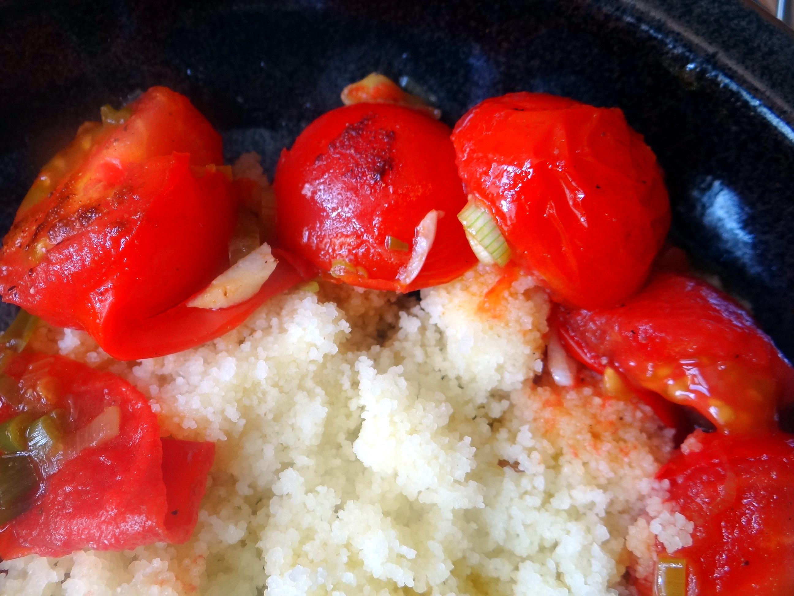 Tomaten Sugo,Couscous,Papardelle,Guacamole (3)