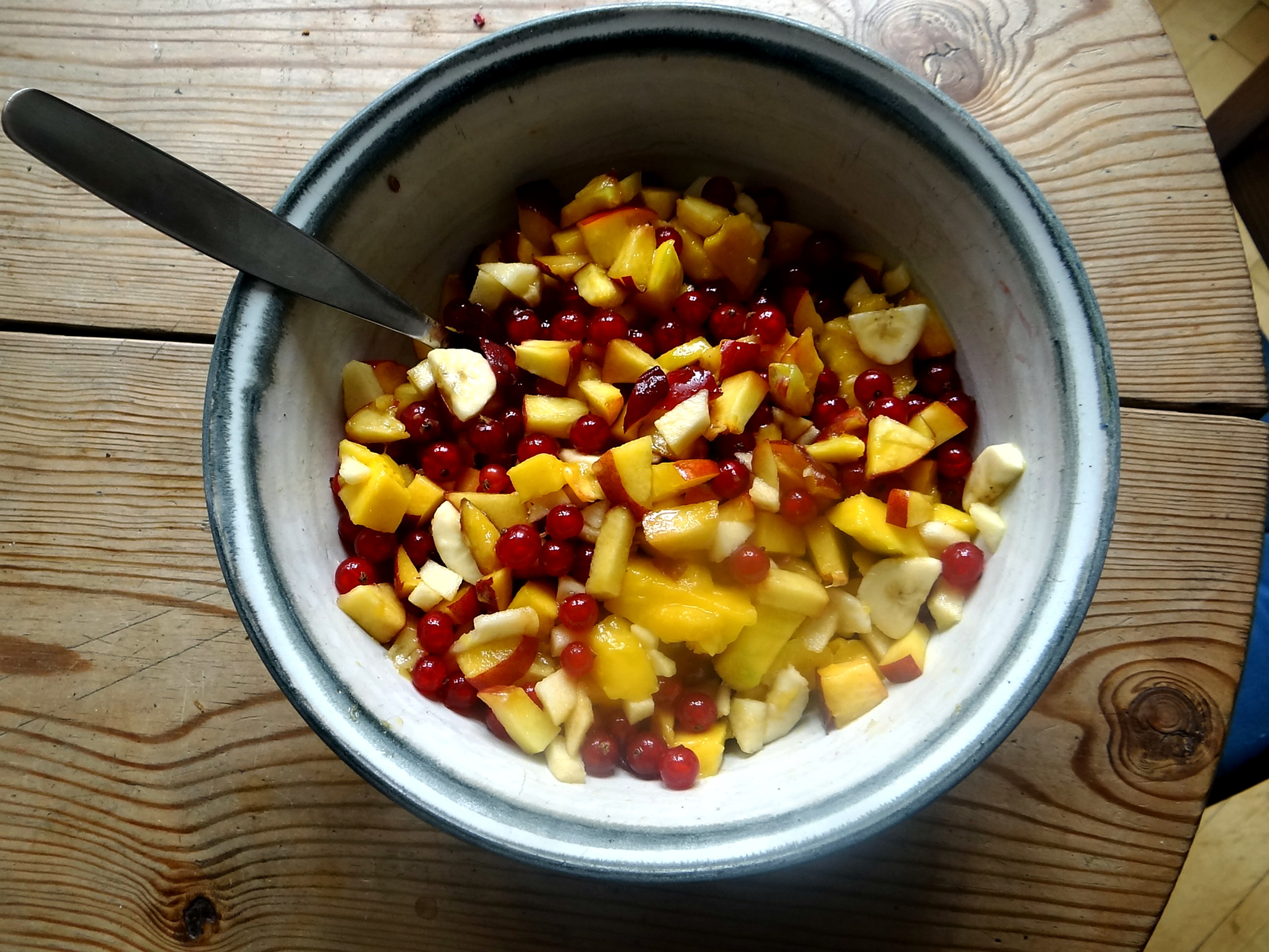 Bohnengemüse,Pellkartoffeln,Obstsalat (13)