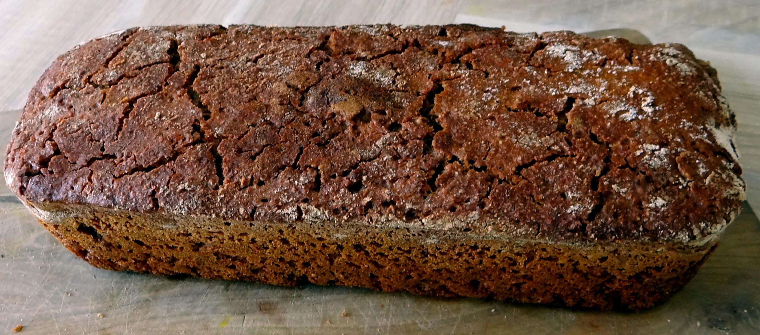 Roggen Vollkorn Brot (8)