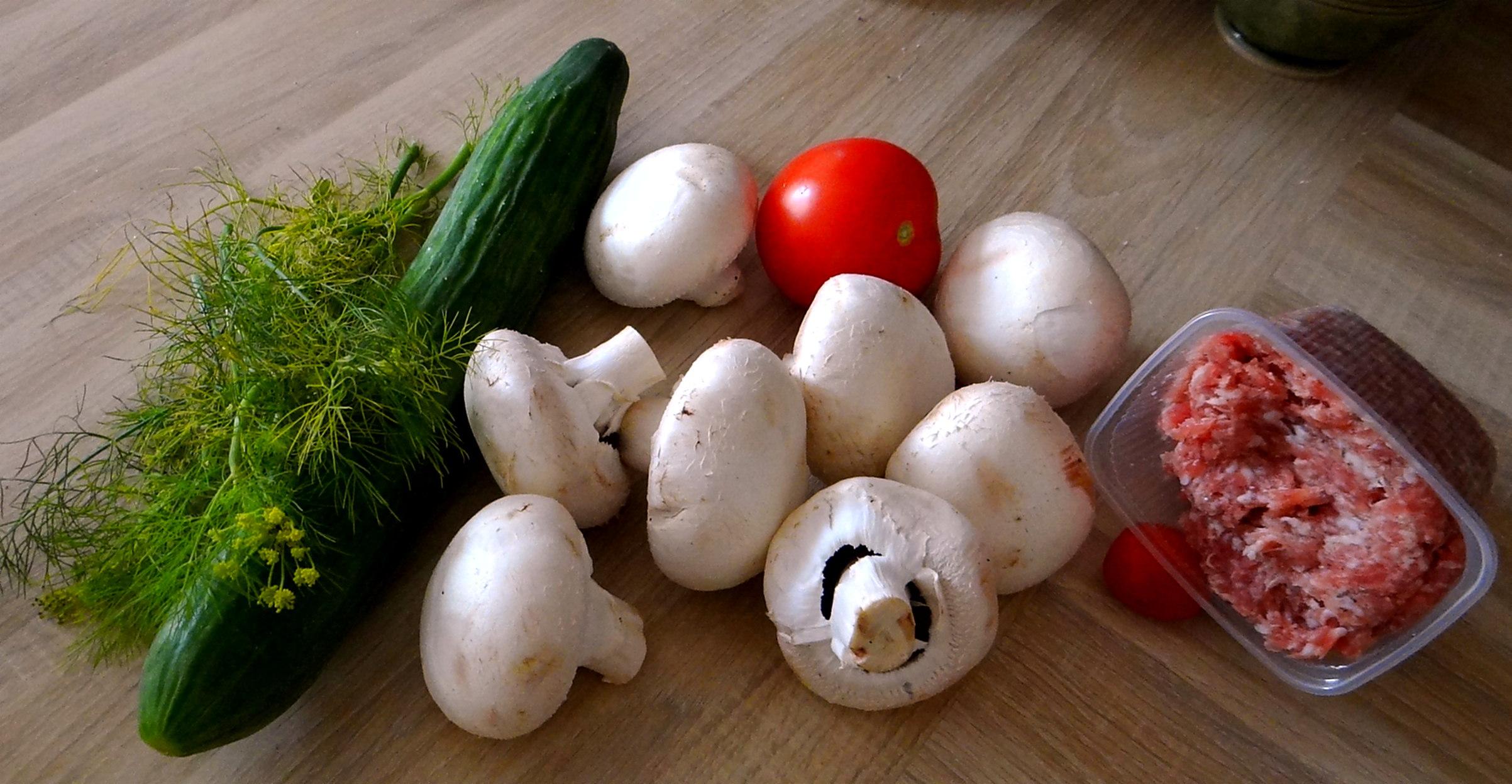 Gefüllte Portobello mit Couscous (6)
