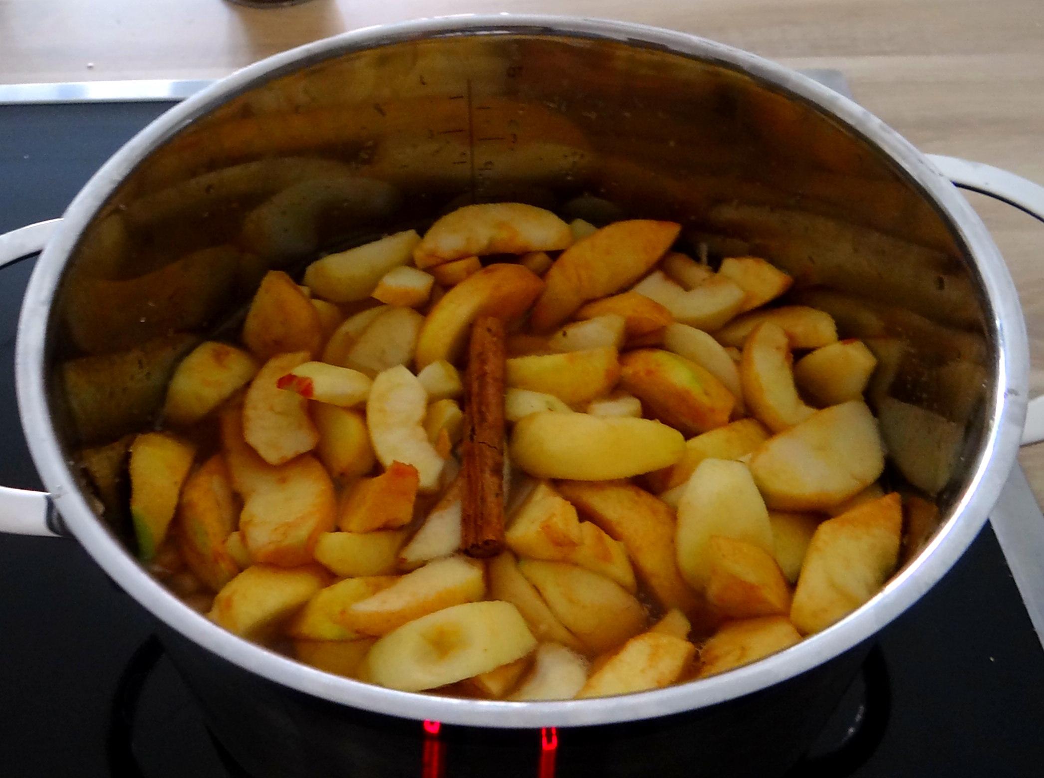 Matjes Tatar,Rote Beete Salat,Pellkartoffeln,Apfelkompott (16)