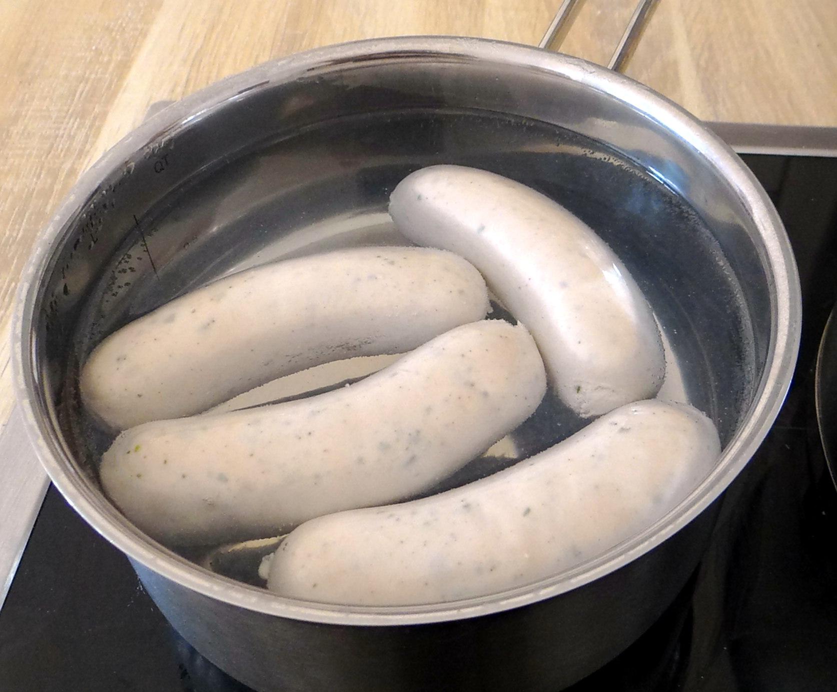 Weißwurst,Salate,Kartoffelstampf (10)