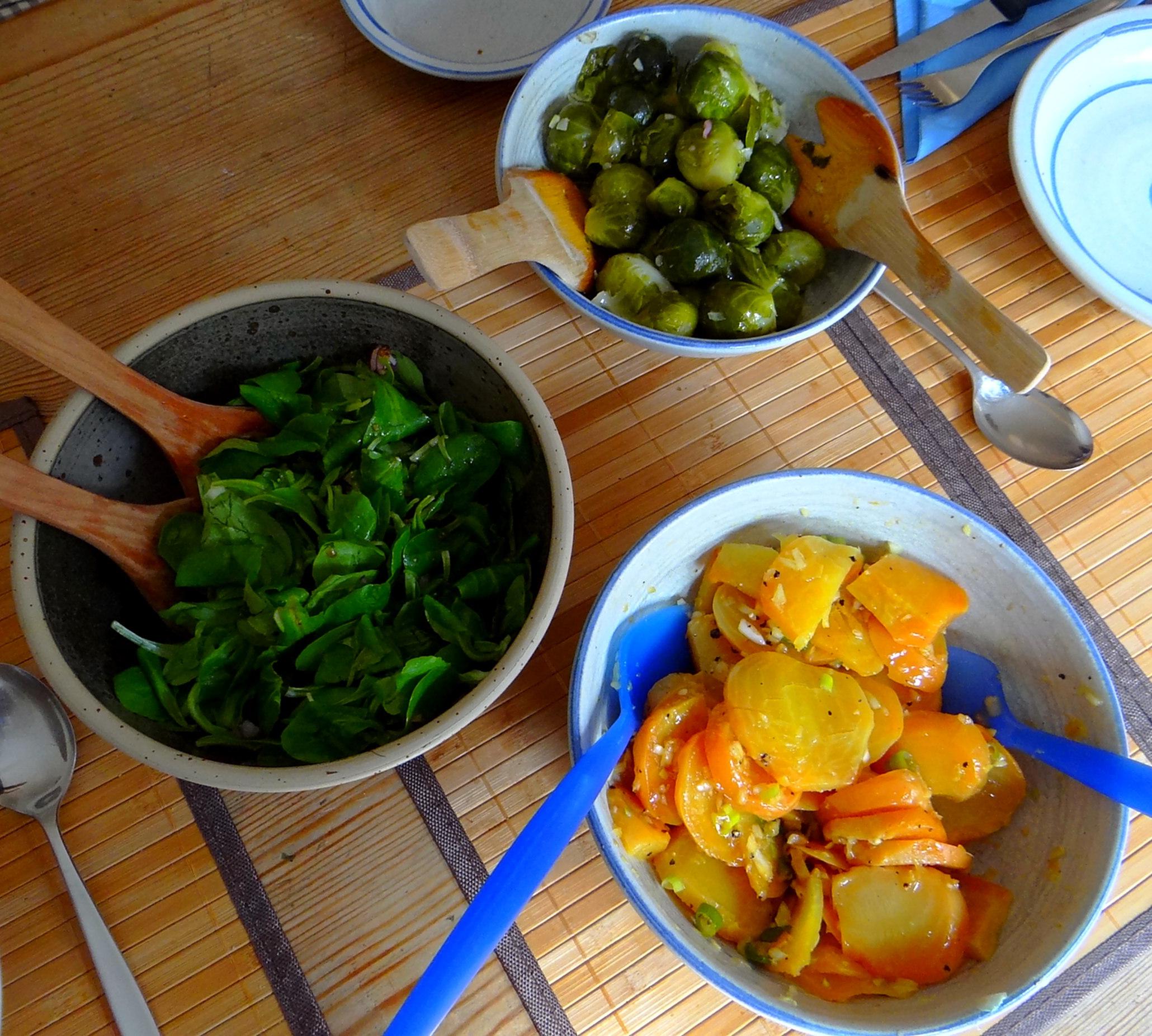 Weißwurst,Salate,Kartoffelstampf (11)
