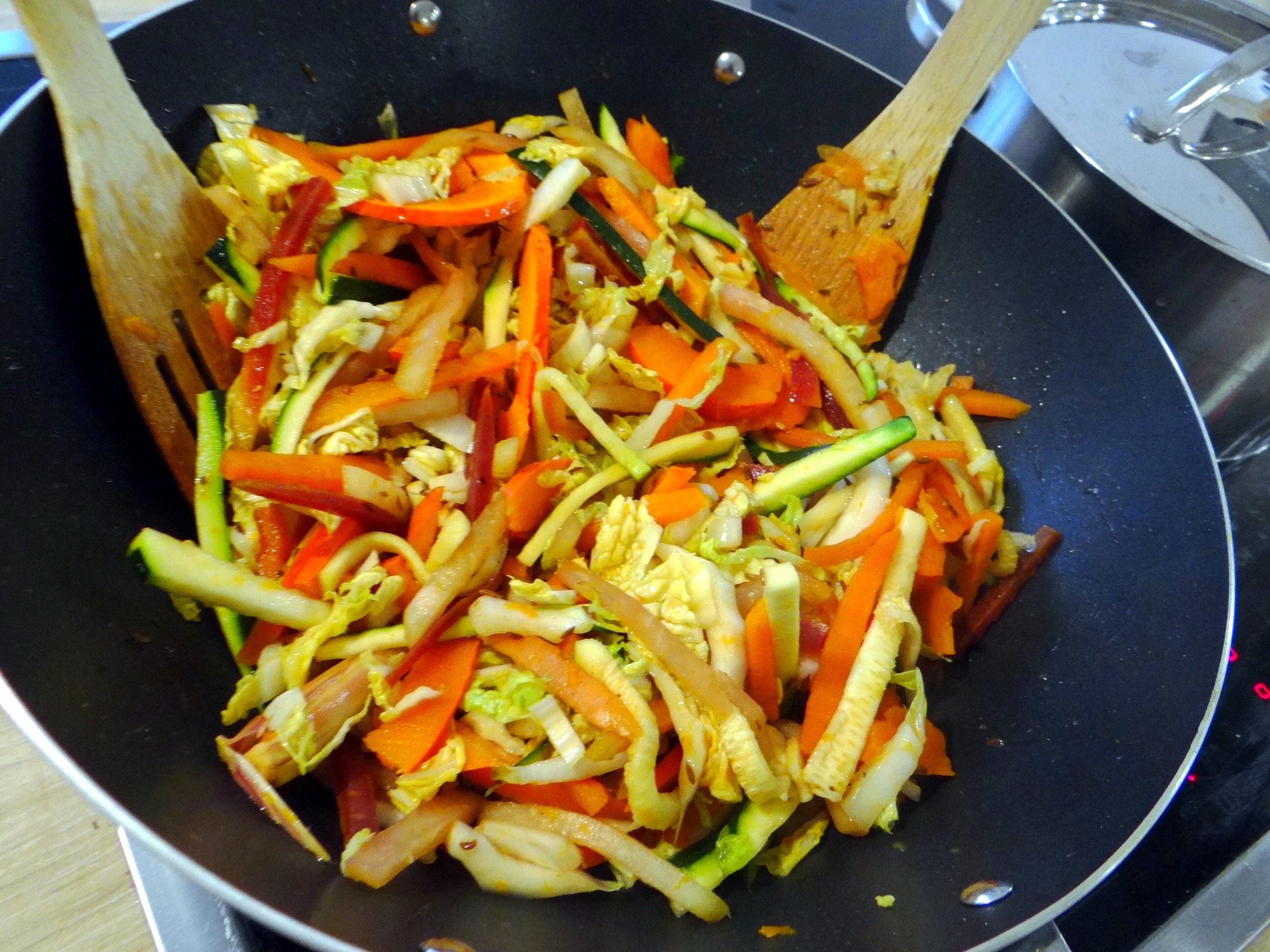 Asiatisches Wokgemüse (16)