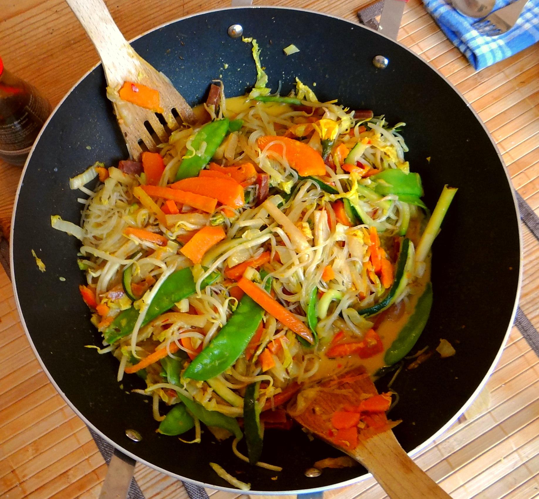 Asiatisches Wokgemüse (19)