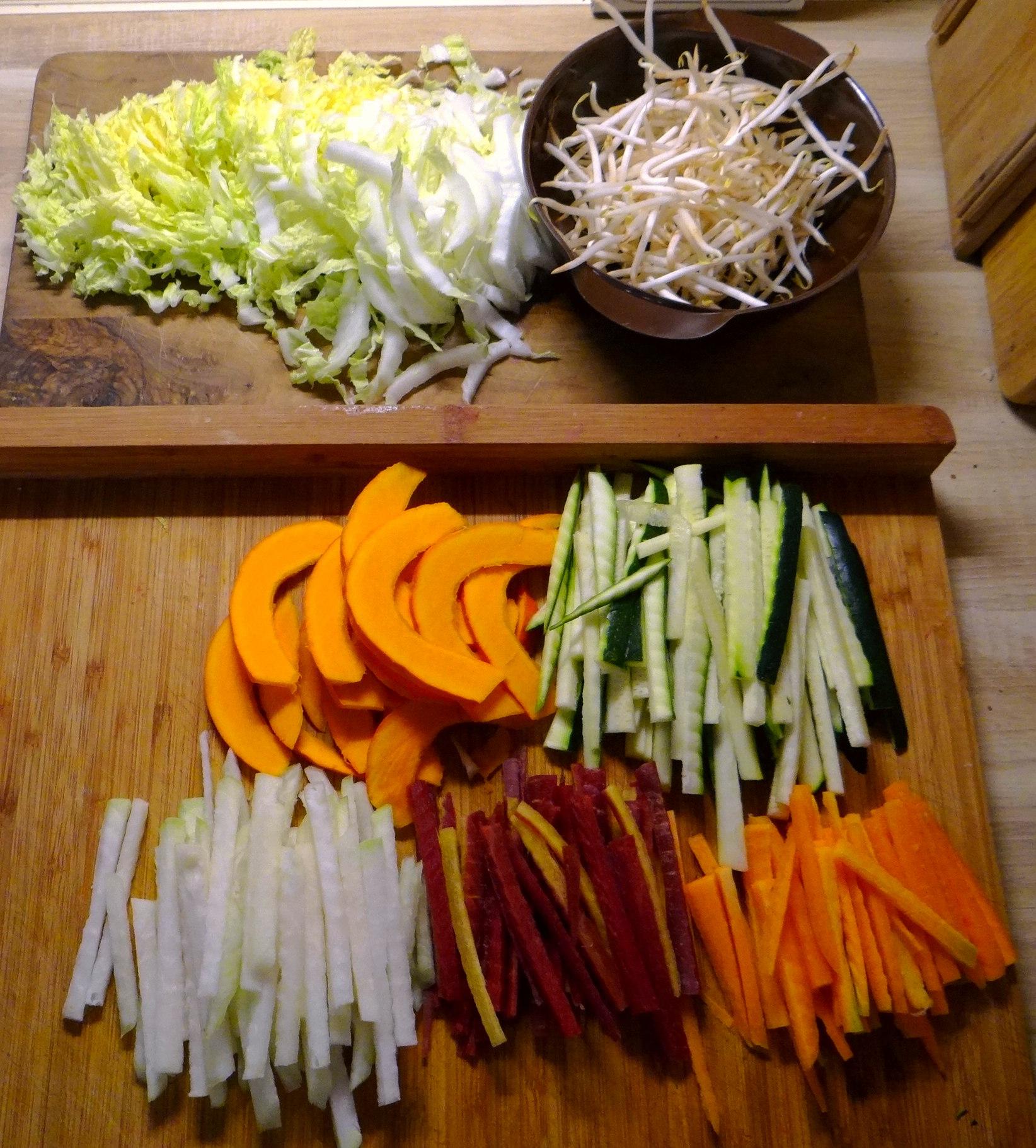 Asiatisches Wokgemüse (4)