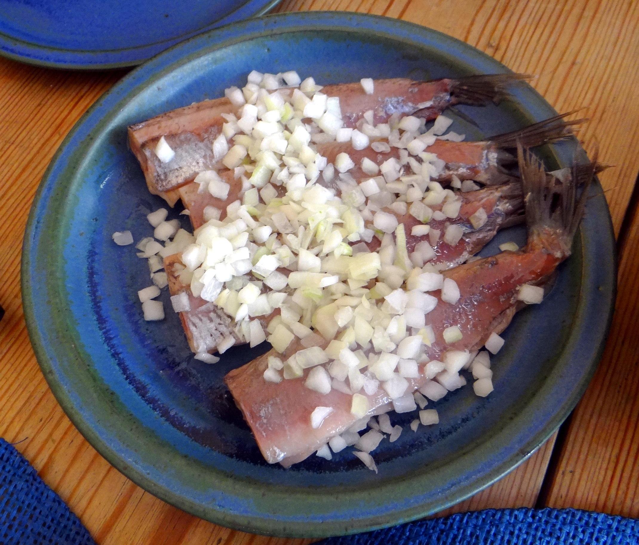 Matjes,Salate,Pellkartoffeln (4)