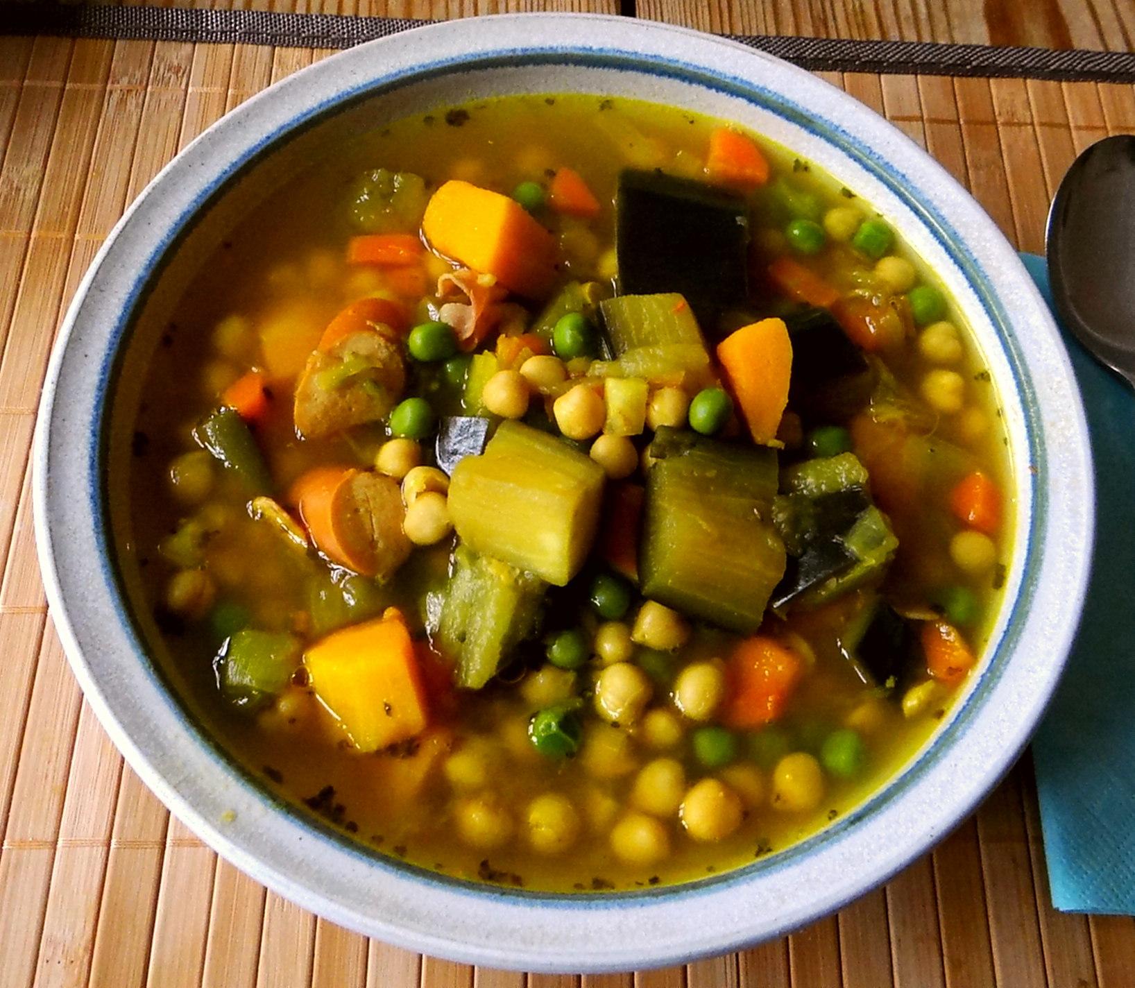 Gemüsesuppe (2)