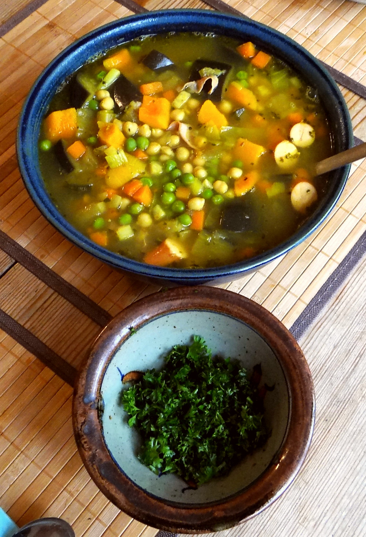 Gemüsesuppe (3)