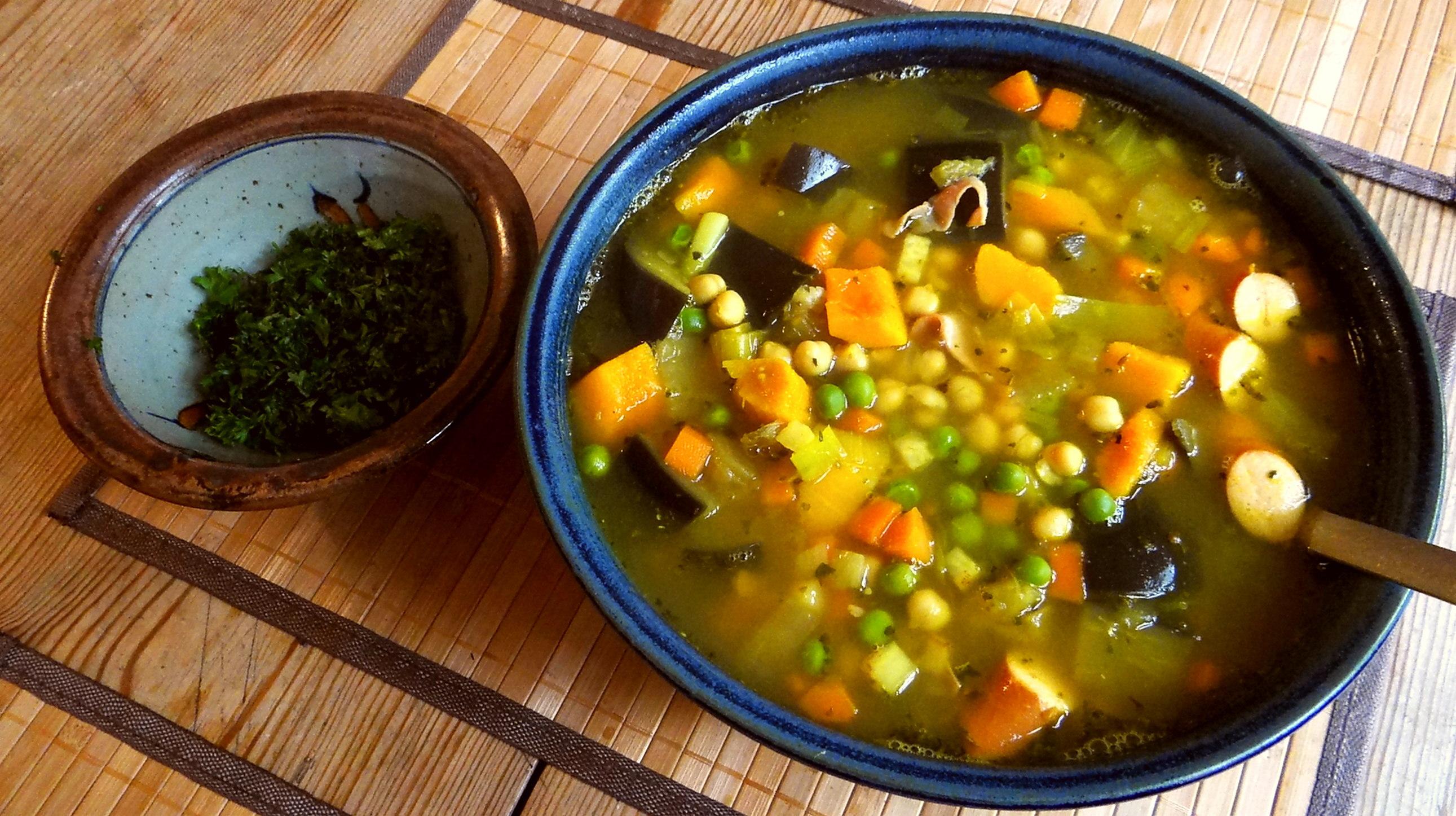 Gemüsesuppe (8)